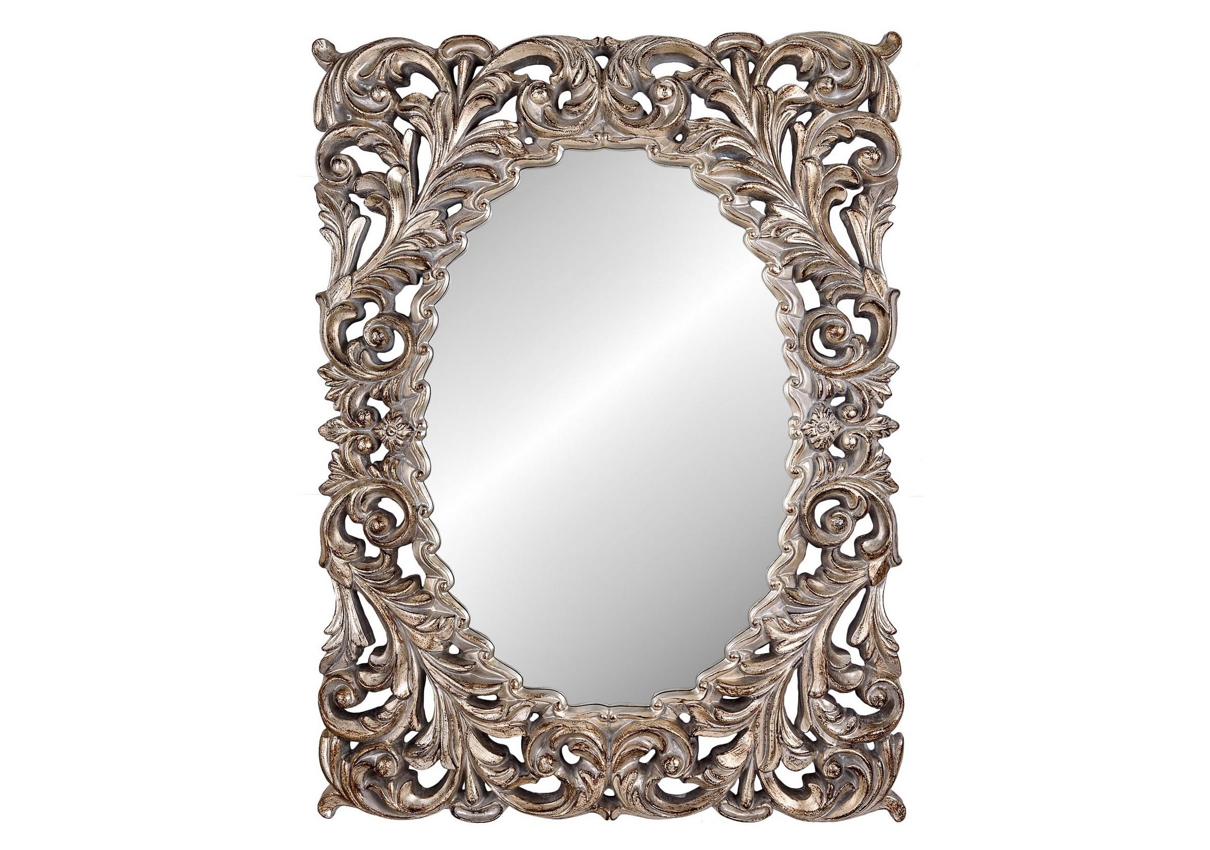 Зеркало в раме WindsorНастенные зеркала<br>Зеркало &amp;quot;Windsor&amp;quot; завораживает своей уникальной геометрией. Сочетающиеся в ее границах барочные орнаменты создают форму, которая выглядит роскошно и строго одновременно. Само очертание рамы напоминает прямоугольник. Его наполнение, составленное множеством витиеватых линий, рождает уникальные многомерные пропорции. Они превосходно дополнят собой шикарные французские интерьеры просторных холлов, шикарных гостиных и элегантных ванных комнат.&amp;lt;div&amp;gt;&amp;lt;br&amp;gt;&amp;lt;/div&amp;gt;&amp;lt;div&amp;gt;Влагостойкое серебряное зеркало.&amp;lt;div&amp;gt;Материал рамы: полиуретан.&amp;lt;/div&amp;gt;&amp;lt;div&amp;gt;Цвет зеркала/рамы: античное серебро.&amp;lt;/div&amp;gt;&amp;lt;div&amp;gt;Размер внешний, с рамой: 91*122 см.&amp;lt;/div&amp;gt;&amp;lt;div&amp;gt;Вес: 10 кг.&amp;lt;/div&amp;gt;&amp;lt;/div&amp;gt;<br><br>Material: Пластик<br>Width см: 91<br>Depth см: 5<br>Height см: 122