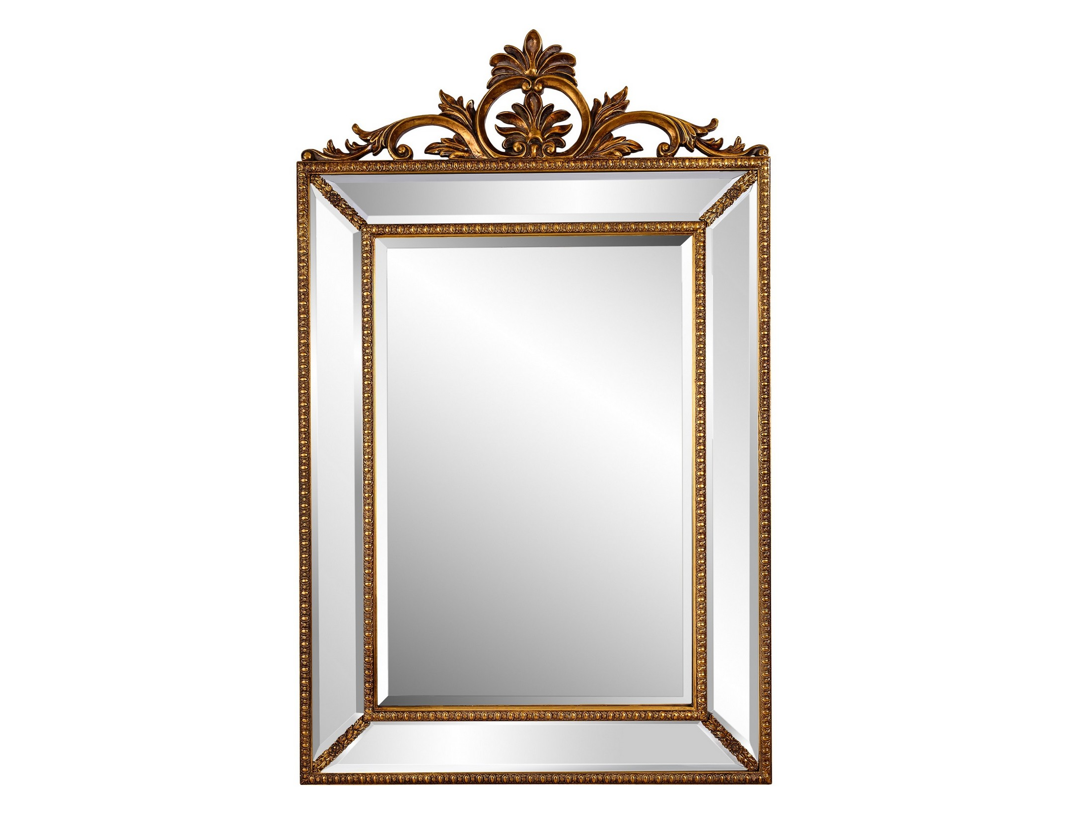 Зеркало Ambren GoldНастенные зеркала<br>Цвет: античное золото<br><br>Material: Дерево<br>Length см: None<br>Width см: 90.0<br>Depth см: None<br>Height см: 144.0<br>Diameter см: None