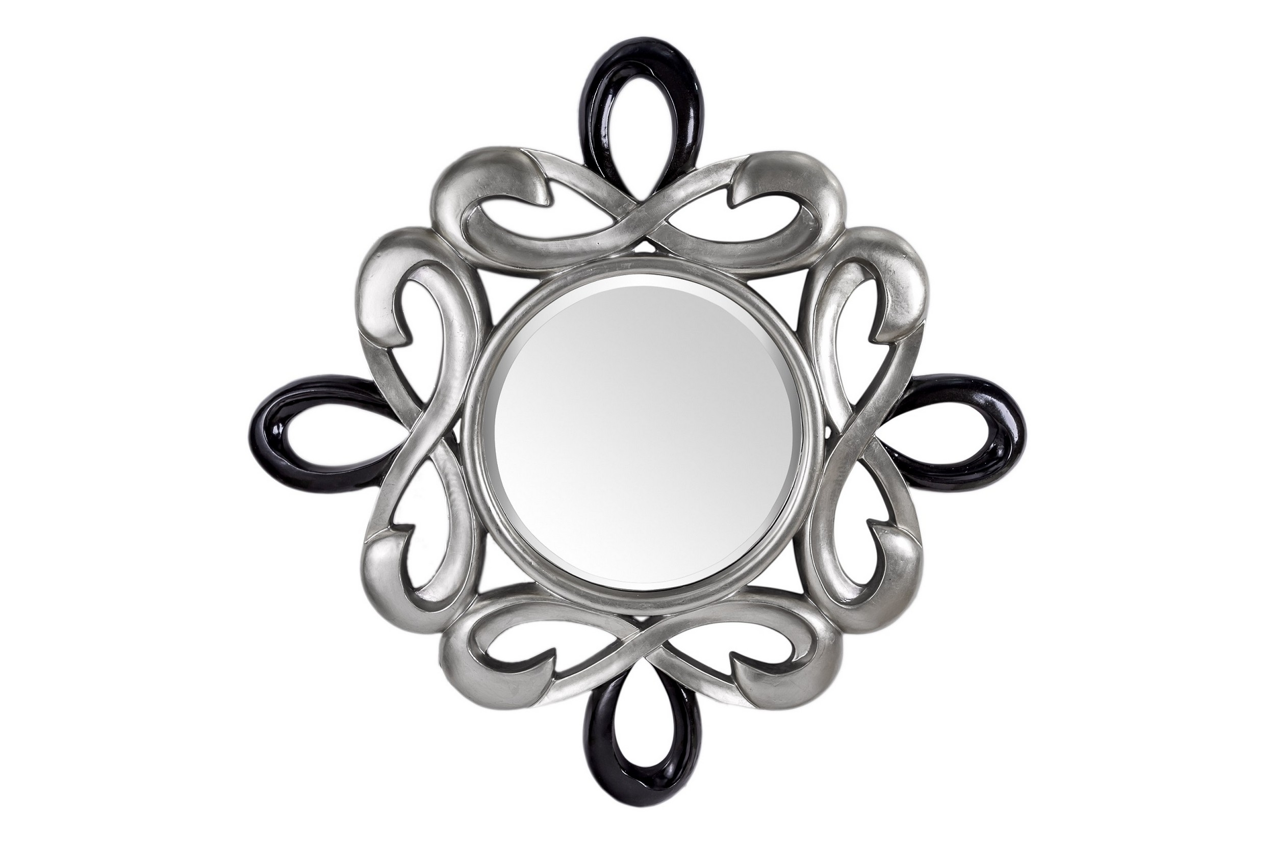 Зеркало ZodiacНастенные зеркала<br><br><br>Material: Стекло<br>Ширина см: 101.0<br>Высота см: 101.0<br>Глубина см: 5.0