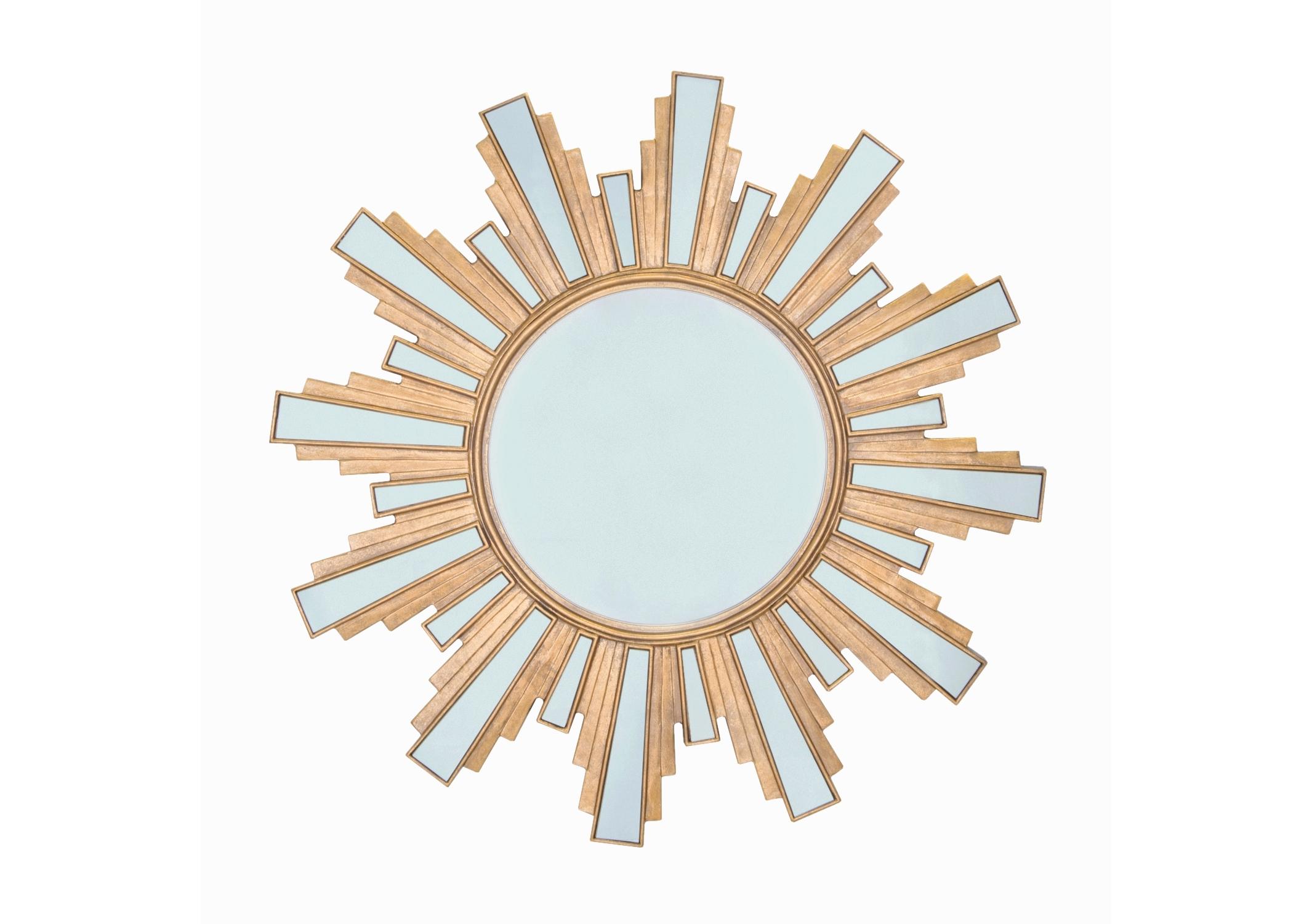 Зеркало TrinitaНастенные зеркала<br><br><br>Material: Металл<br>Depth см: 3<br>Diameter см: 87,5
