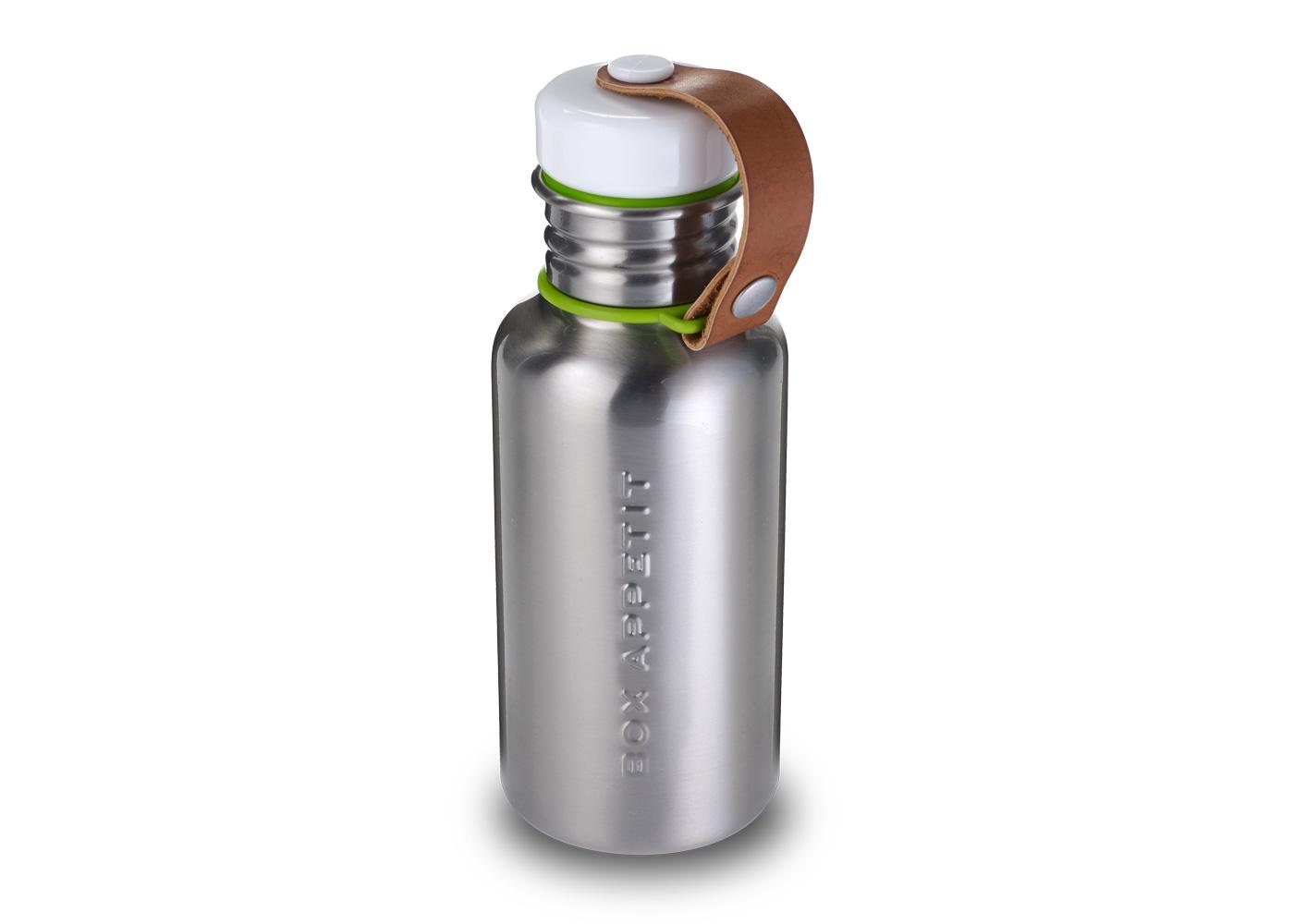 Фляга Box appetiteЕмкости для хранения<br>Небольшая фляга из нержавеющей стали, выполненная в винтажном стиле. Удобная и экологичная альтернатива одноразовым пластиковым бутылкам. Плотная крышка из защитит содержимое от протекания и не потеряется благодаря ремешку из эко-кожи.&amp;amp;nbsp;&amp;lt;div&amp;gt;&amp;lt;br&amp;gt;&amp;lt;/div&amp;gt;&amp;lt;div&amp;gt;Объем 350 мл.&amp;lt;/div&amp;gt;<br><br>Material: Металл<br>Высота см: 20