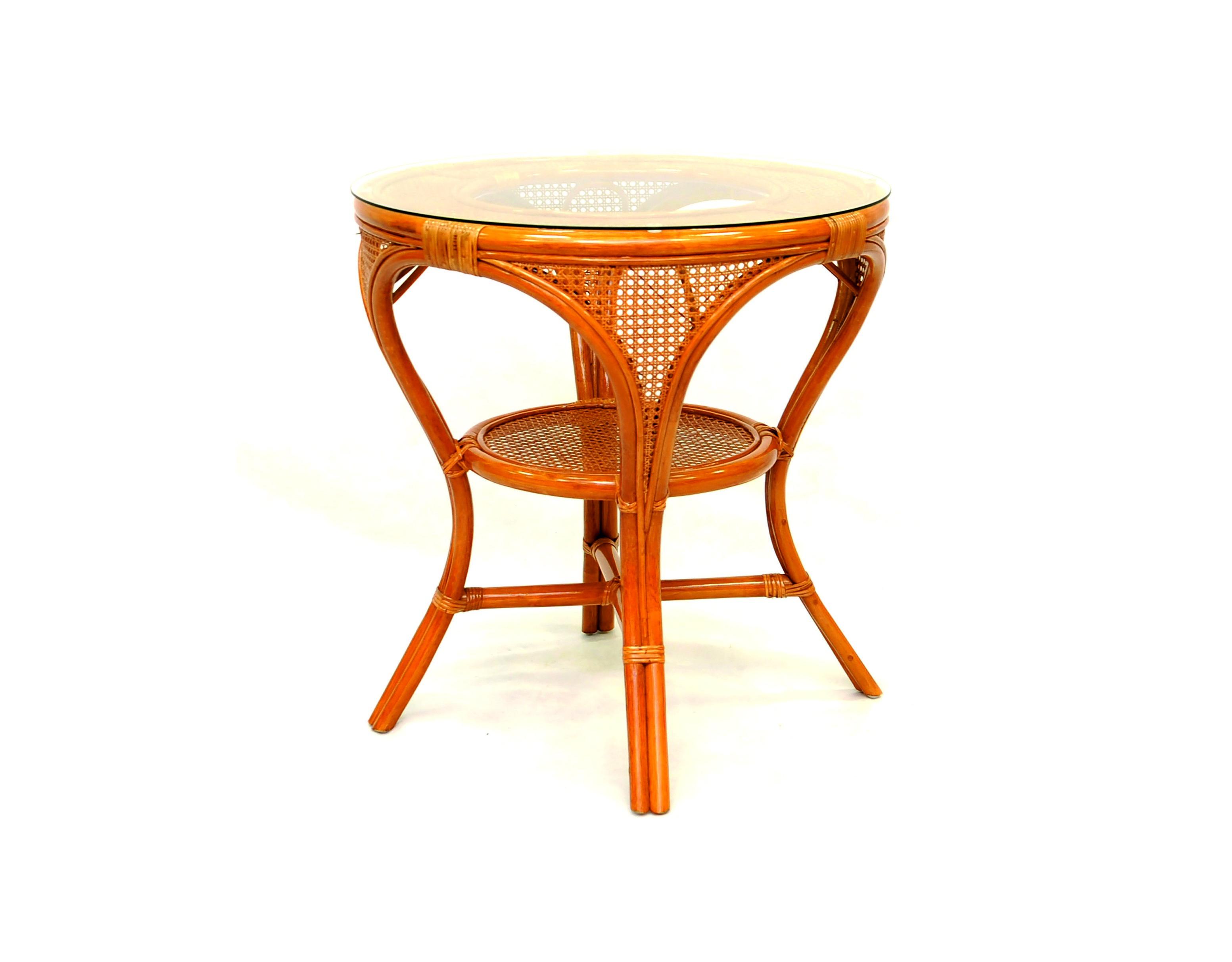 Стол обеденный MokkoСтолы для улицы<br>Важным достоинством ротангового стола является его легкость, что позволяет его свободно перемещать. Каждый плетеный стол из ротанга - уникален, так как все делается вручную.&amp;amp;nbsp;&amp;lt;div&amp;gt;&amp;lt;br&amp;gt;&amp;lt;/div&amp;gt;&amp;lt;div&amp;gt;Материал: натуральный ротанг&amp;lt;/div&amp;gt;&amp;lt;div&amp;gt;Цвет: коньячный&amp;lt;/div&amp;gt;&amp;lt;div&amp;gt;&amp;lt;span style=&amp;quot;line-height: 1.78571;&amp;quot;&amp;gt;Стекло на присосках&amp;lt;/span&amp;gt;&amp;lt;/div&amp;gt;&amp;lt;div&amp;gt;&amp;lt;span style=&amp;quot;line-height: 1.78571;&amp;quot;&amp;gt;Вес: 9,6 кг&amp;lt;/span&amp;gt;&amp;lt;/div&amp;gt;<br><br>Material: Ротанг<br>Height см: 78<br>Diameter см: 74