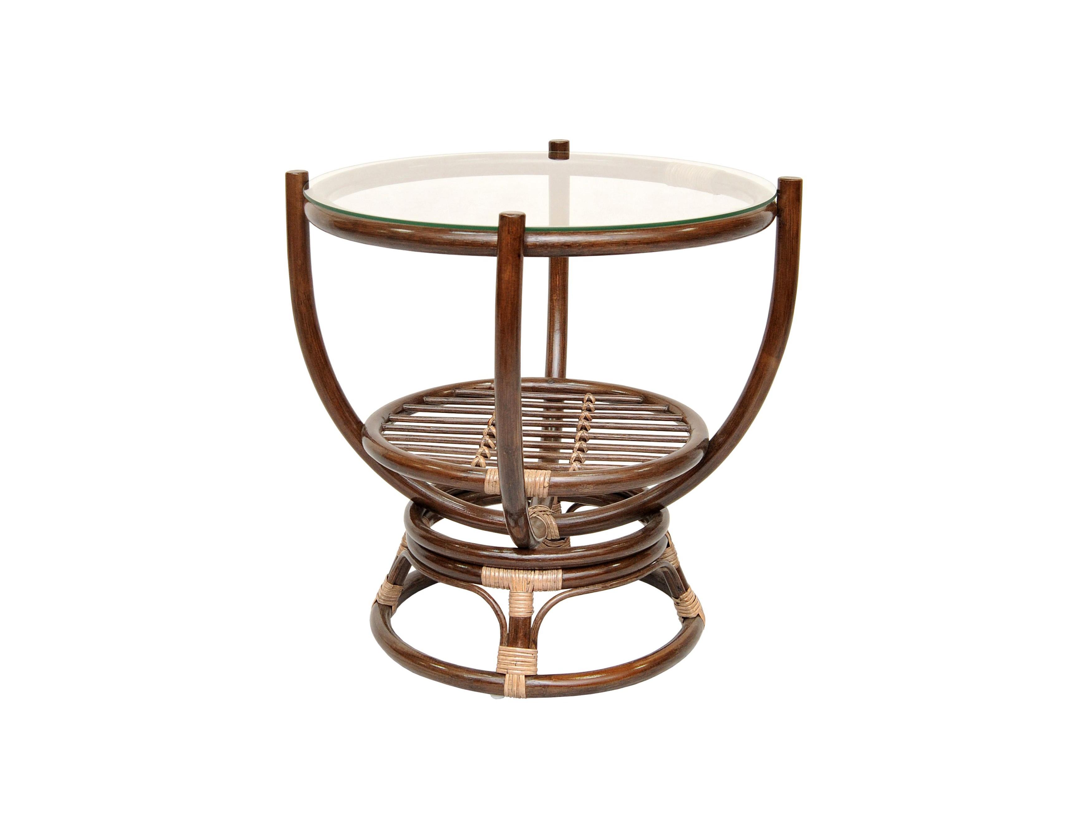 Стол ТеодорСтолы для улицы<br>У этого столика очень неповторимый и оригинальный дизайн, он станет украшением любого интерьера. Ваши друзья и знакомые по достоинству оценят столь приятную и практичную покупку.&amp;lt;div&amp;gt;&amp;amp;nbsp;&amp;lt;/div&amp;gt;&amp;lt;div&amp;gt;Материал: натуральный ротанг&amp;lt;/div&amp;gt;&amp;lt;div&amp;gt;Цвет: коричневый &amp;amp;nbsp;&amp;lt;/div&amp;gt;&amp;lt;div&amp;gt;Вес:   7,5кг&amp;lt;/div&amp;gt;<br><br>Material: Ротанг<br>Height см: 63<br>Diameter см: 66