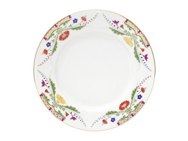 Тарелка ЕвропейскаяДекоративные тарелки<br><br><br>Material: Фарфор<br>Height см: 2,4<br>Diameter см: 30