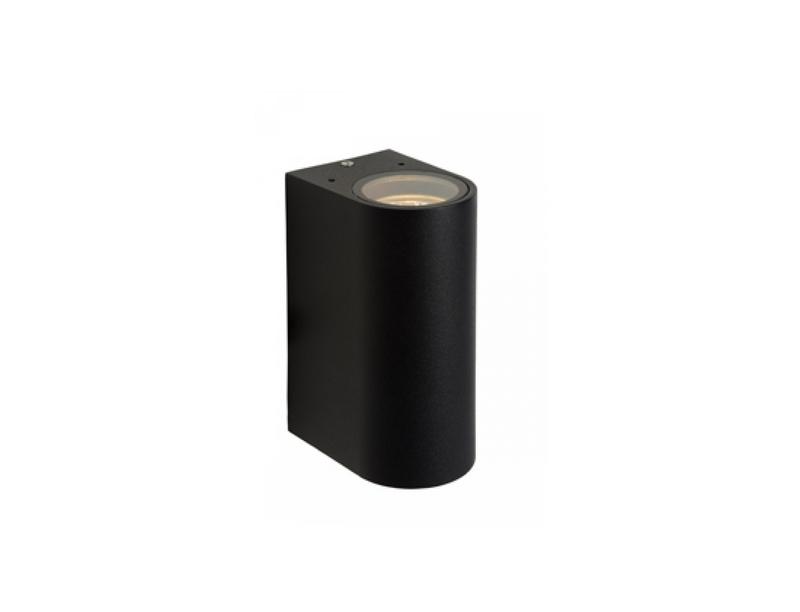 Настенный светильник BOOGYУличные настенные светильники<br>Цоколь: GU10,&amp;lt;div&amp;gt;Мощность: 35W,&amp;amp;nbsp;&amp;lt;/div&amp;gt;&amp;lt;div&amp;gt;Количество: 2 лампочки (в комплект не входят)&amp;lt;/div&amp;gt;<br><br>Material: Металл<br>Width см: 6,8<br>Depth см: 9,3<br>Height см: 15