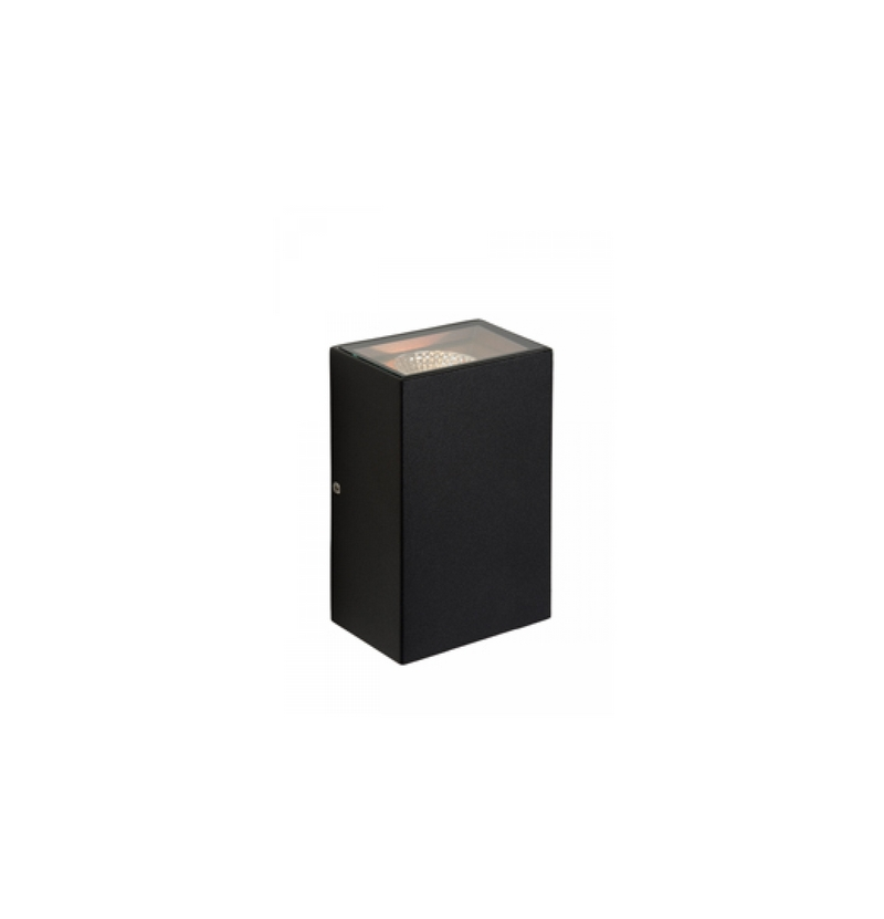 Настенный светильник HYRO-LEDУличные настенные светильники<br>&amp;lt;div&amp;gt;Цоколь: LED,&amp;lt;/div&amp;gt;&amp;lt;div&amp;gt;Мощность: 5W,&amp;lt;/div&amp;gt;&amp;lt;div&amp;gt;Количество: 2 лампочки (в комплекте)&amp;lt;/div&amp;gt;<br><br>Material: Металл<br>Width см: 10<br>Depth см: 6,5<br>Height см: 16