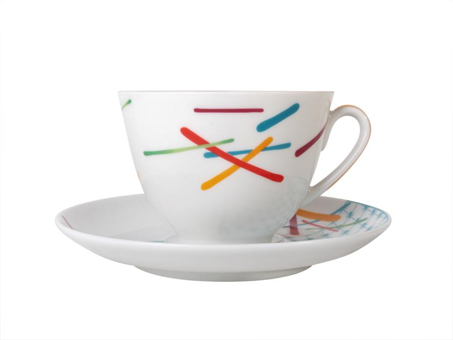 Набор чайный ИграЧайные пары и чашки<br>Размер блюдца: 14,4/2,2&amp;lt;div&amp;gt;Объем: 250 мл.&amp;lt;/div&amp;gt;<br><br>Material: Фарфор<br>Width см: 9,2<br>Depth см: 11,4<br>Height см: 6,8