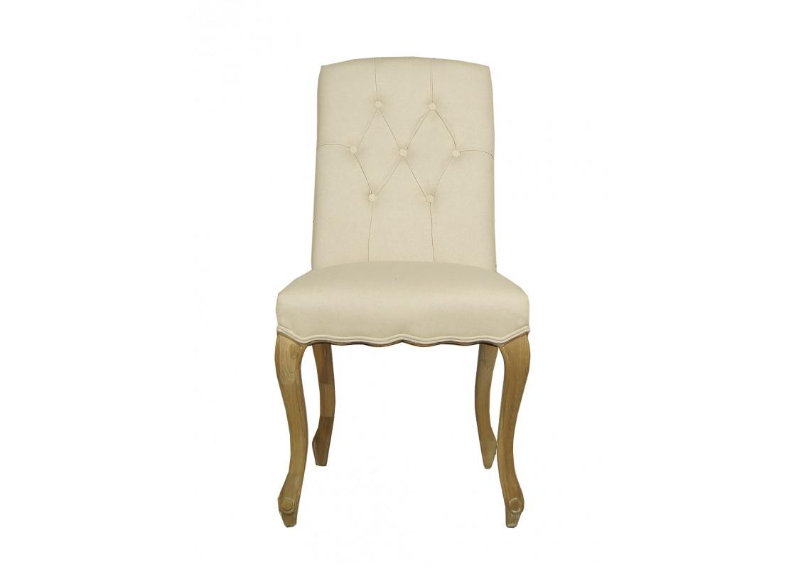 СтулОбеденные стулья<br>Материал обивки: лен.<br><br>Material: Дуб<br>Width см: 51<br>Depth см: 63<br>Height см: 103