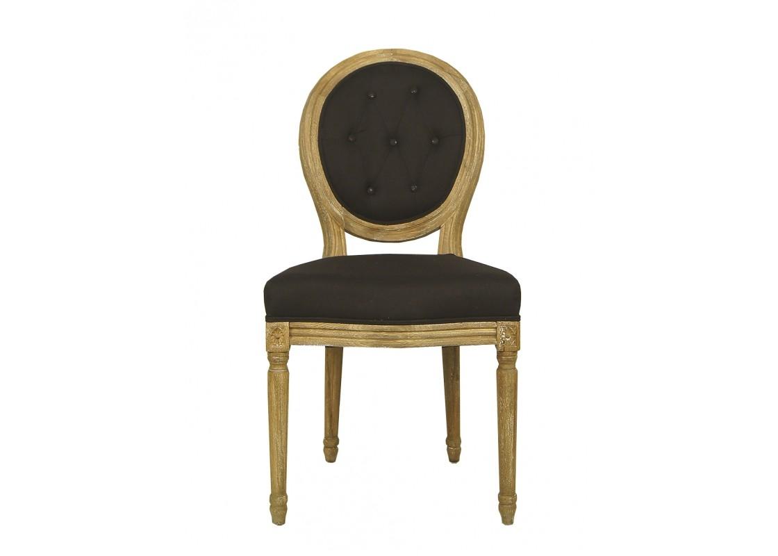 СтулОбеденные стулья<br>Материал обивки: ткань.<br><br>Material: Дуб<br>Width см: 51<br>Depth см: 48<br>Height см: 97
