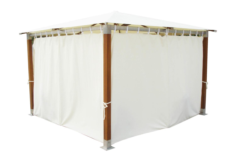 Павильон HavannahТенты и зонты<br>&amp;lt;div&amp;gt;Один из бестселлеров фабрики Brafab - это павильон Havannah, выполненный в английском стиле. Столбы павильона и каркас крыши выполнены из hardwood - крепкой древесины азиатских пород, перекладины между столбами и крышей выполнены из алюминия.&amp;lt;/div&amp;gt;&amp;lt;div&amp;gt;&amp;lt;br&amp;gt;&amp;lt;/div&amp;gt;&amp;lt;div&amp;gt;Крыша выполнена из 270гр. полиэстера с полиуретановым покрытием и имеет по углам кожаные вставки для увеличения прочности, а стенки произведены из полиэстера с тефлоновым покрытием.&amp;lt;/div&amp;gt;&amp;lt;div&amp;gt;Крыша и занавески включены в комплект.&amp;lt;/div&amp;gt;<br><br>Material: Металл<br>Width см: 325<br>Depth см: 325<br>Height см: 325