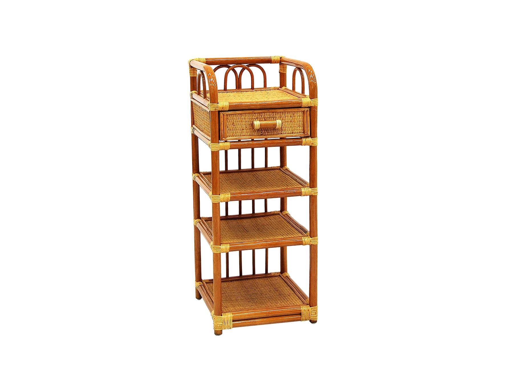 Столик под телефонПриставные столики<br>Важным достоинством мебели из ротанга является его легкость, что позволяет его свободно перемещать. Плетеная мебель из ротанга имеет минимум стыков, что служит гарантией ее прочности и долговечности.&amp;amp;nbsp;&amp;lt;div&amp;gt;&amp;lt;br&amp;gt;&amp;lt;/div&amp;gt;&amp;lt;div&amp;gt;Цвет: коньячный&amp;lt;/div&amp;gt;&amp;lt;div&amp;gt;Вес: 4,5 кг&amp;lt;/div&amp;gt;<br><br>Material: Ротанг<br>Width см: 36<br>Depth см: 36<br>Height см: 88