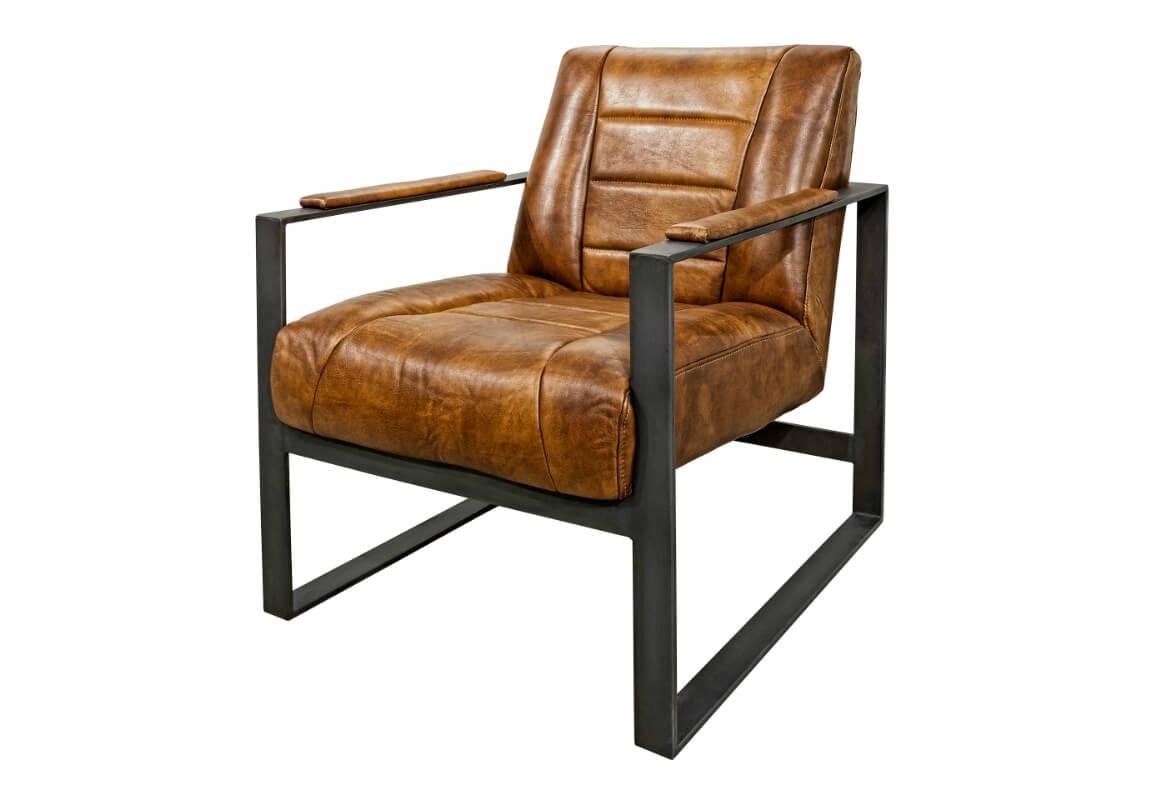 Кресло BMW 1950Интерьерные кресла<br>Название говорит само за себя. Кресло BMW 1950 — стиль, уверенность, комфорт и статус. Сидя в этом кресле, чувствуешь себя уверенно и спокойно. Дизайн этого кресла, качество материалов и исполнения, всё под стать статусному названию. Кресло для хозяина своей жизни. Как немцы знают толк в машинах, так и мы знаем толк в мебели.<br><br>Material: Кожа<br>Width см: 77<br>Depth см: 62<br>Height см: 84
