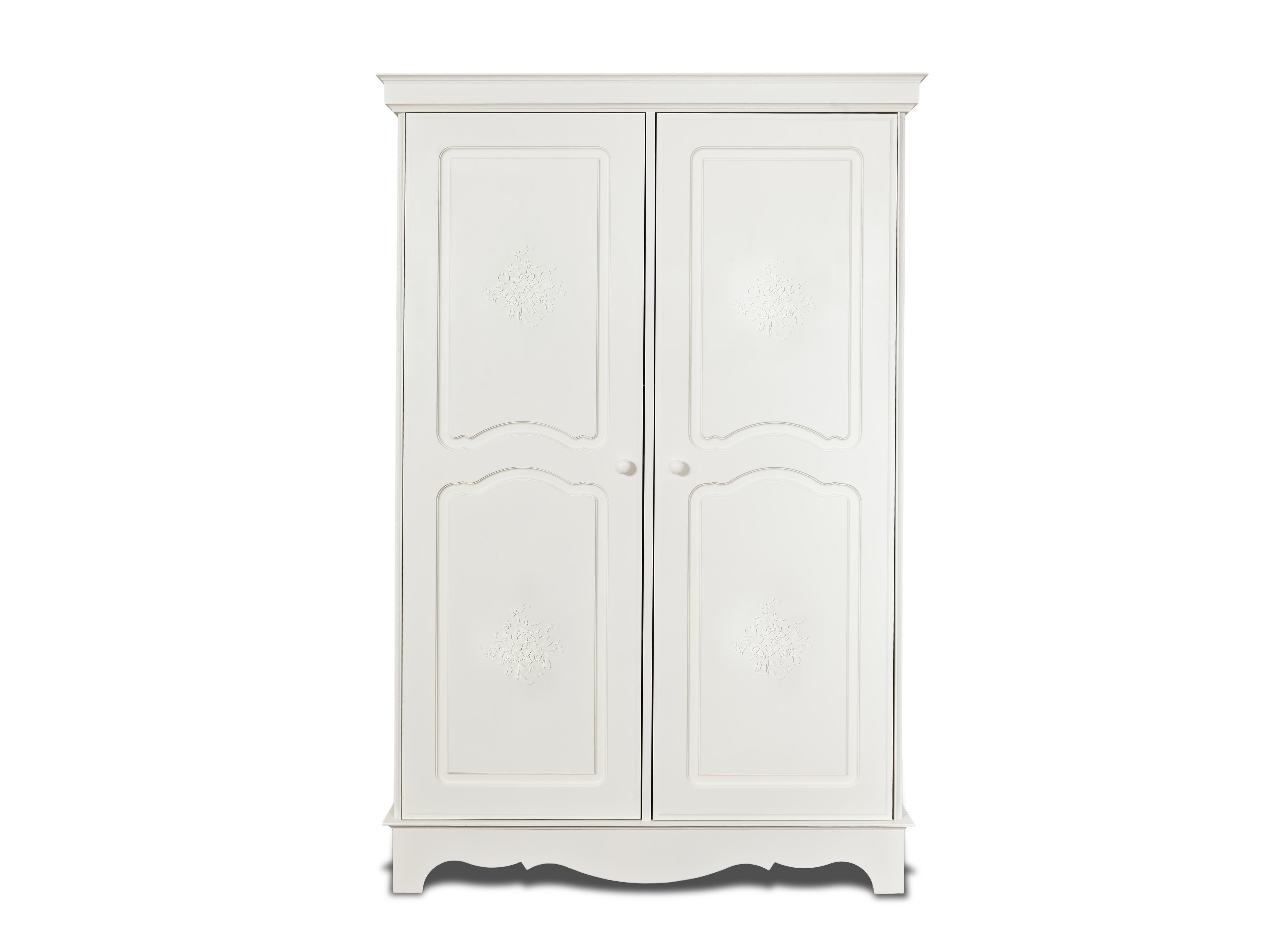 """Шкаф """"Belle Fleur Blanc"""""""