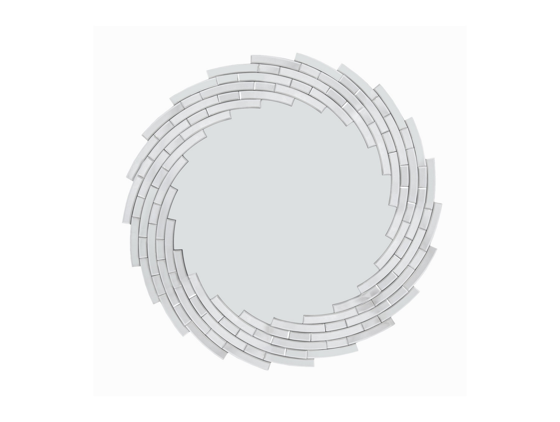 Зеркало SantenaНастенные зеркала<br>Материалы: МДФ, стекло<br><br>Material: МДФ<br>Width см: 100<br>Depth см: 1,9<br>Height см: 100