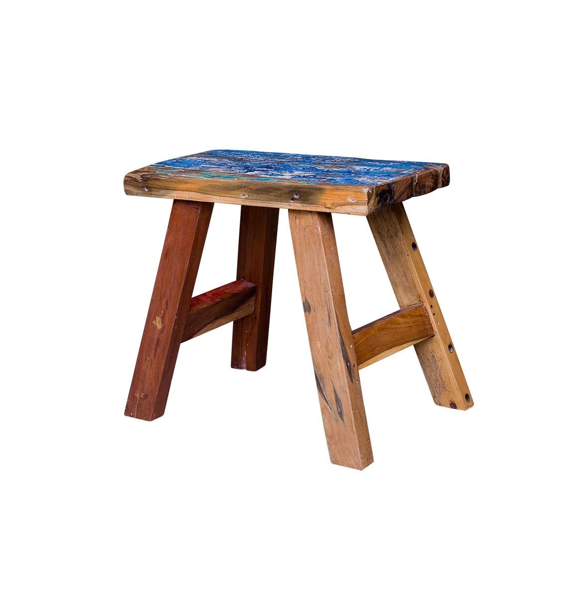 Скамья СахаровСкамейки<br>&amp;lt;div&amp;gt;Скамья, выполненная из массива древесины старого рыбацкого судна, такой как: тик, махогон, суар, с сохранением оригинальной многослойной окраски.&amp;lt;/div&amp;gt;&amp;lt;div&amp;gt;&amp;lt;br&amp;gt;&amp;lt;/div&amp;gt;&amp;lt;div&amp;gt;Компактный размер делает ее идеальной для небольших пространств.&amp;lt;/div&amp;gt;&amp;lt;div&amp;gt;Подходит для использования как внутри помещения, так и снаружи.&amp;lt;/div&amp;gt;<br><br>Material: Тик<br>Width см: 45<br>Depth см: 30<br>Height см: 50