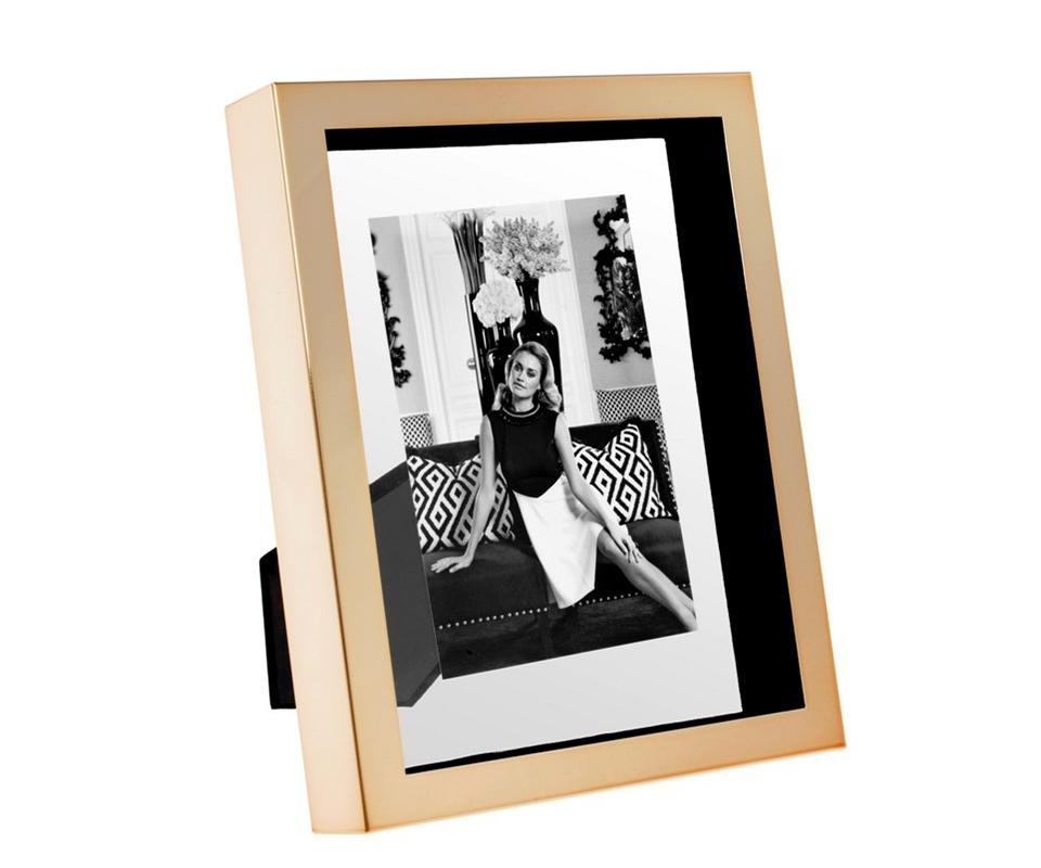 Рамка для фотографий Mulholland SРамки для фотографий<br><br><br>Material: Металл<br>Width см: 18,5<br>Depth см: 2<br>Height см: 24