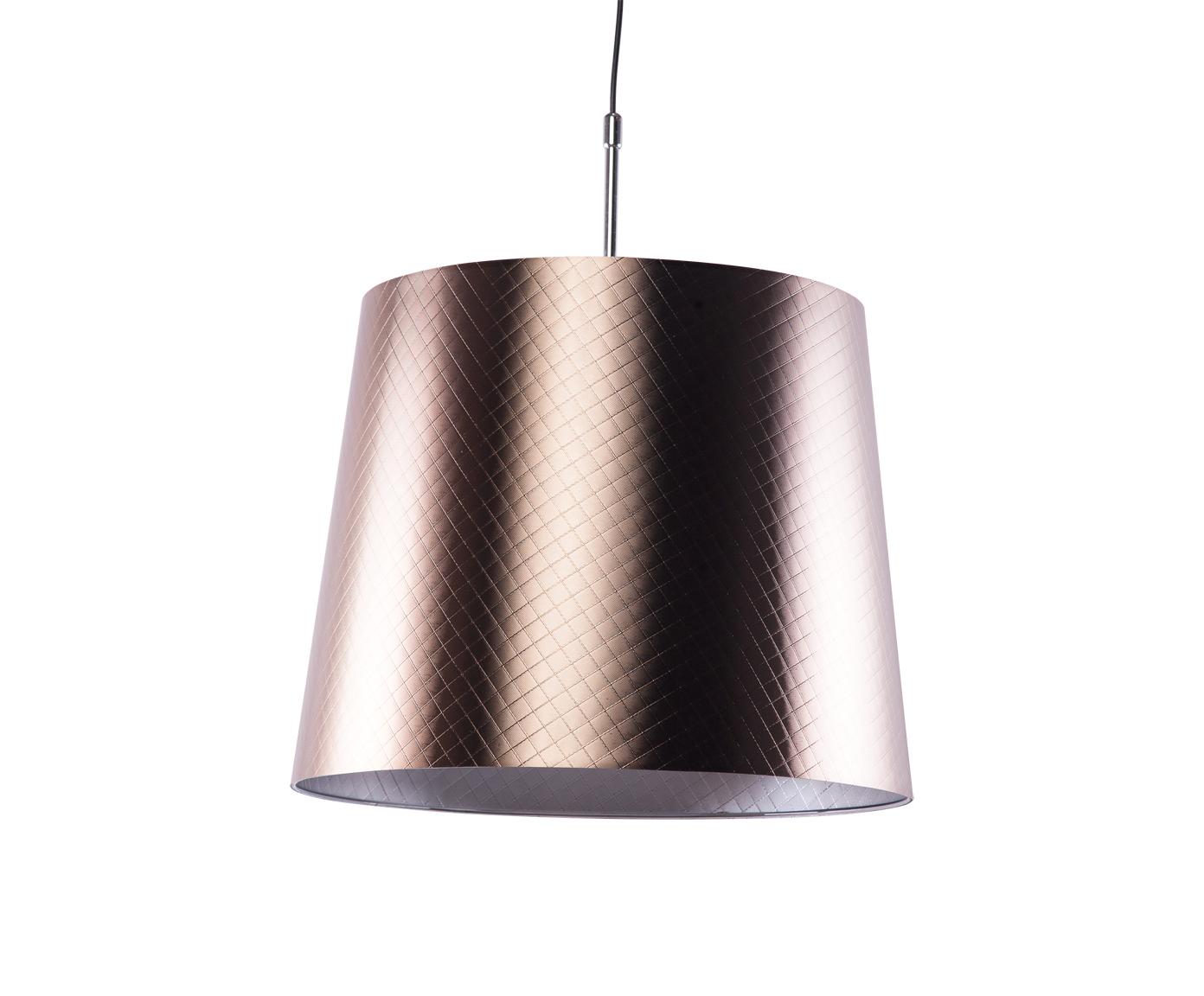 Подвесной светильник РолланПодвесные светильники<br>Подвесной светильник &amp;quot;Роллан&amp;quot; не только эстетически привлекателен, но и очень практичен: освещение достаточно яркое для комфортной подсветки вашей столовой, гостиной или спальни. <br><br>Изящная конструкция подвесного светильника выглядит завершенной и гармоничной. Плафон расчерчен множеством линий, имитирующих текстильную строчку. Дизайнерская люстра — это не только красивый аксессуар, но и эффектный источник света, создающий в интерьере замечательную атмосферу.&amp;lt;div&amp;gt;&amp;lt;br&amp;gt;&amp;lt;/div&amp;gt;&amp;lt;div&amp;gt;&amp;lt;div&amp;gt;Цоколь: E27&amp;lt;/div&amp;gt;&amp;lt;div&amp;gt;Мощность лампы: 100W&amp;lt;/div&amp;gt;&amp;lt;div&amp;gt;Количество ламп: 1&amp;lt;/div&amp;gt;&amp;lt;div&amp;gt;(лампочка в комплект не входит)&amp;lt;/div&amp;gt;&amp;lt;div&amp;gt;&amp;lt;br&amp;gt;&amp;lt;/div&amp;gt;&amp;lt;div&amp;gt;&amp;lt;br&amp;gt;&amp;lt;/div&amp;gt;&amp;lt;/div&amp;gt;<br><br>Material: Пластик<br>Height см: 150<br>Diameter см: 50