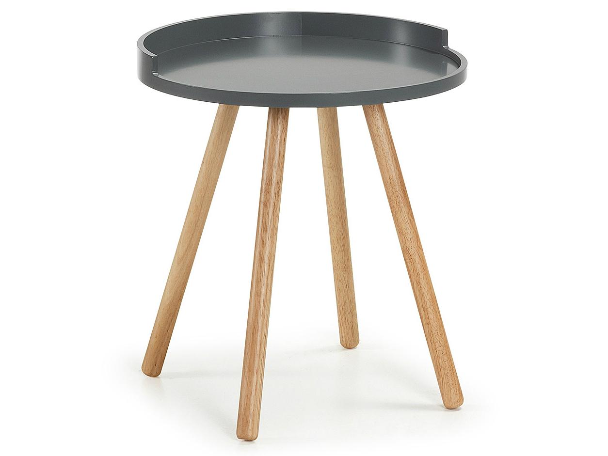 Столик BrukКофейные столики<br><br><br>Material: Дерево<br>Height см: 46<br>Diameter см: 46