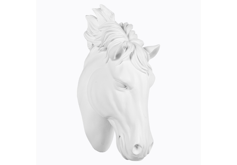 Арт-декор «Великолепная лошадь»Фигуры<br>Белые рельефы предназначены любителям английского и романского стилей, классицизма, модерна и неоклассики. Лошадь, как символ грации и благородства, - желанный спутник домашнего благополучия. Расположив фигурку в прихожей, используйте лошадку в качестве вешалки для головных уборов и шарфов, - традиционный, но уютный и забавный приём.&amp;amp;nbsp;&amp;lt;div&amp;gt;&amp;lt;br&amp;gt;&amp;lt;/div&amp;gt;&amp;lt;iframe width=&amp;quot;530&amp;quot; height=&amp;quot;315&amp;quot; src=&amp;quot;https://www.youtube.com/embed/OY31OfjUok8&amp;quot; frameborder=&amp;quot;0&amp;quot; allowfullscreen=&amp;quot;&amp;quot;&amp;gt;&amp;lt;/iframe&amp;gt;<br><br>Material: Полистоун<br>Width см: 8,5<br>Depth см: 14<br>Height см: 28