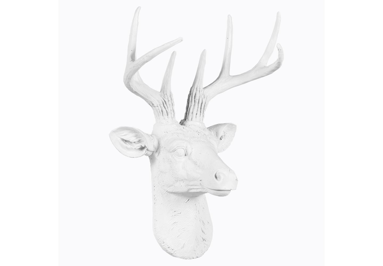 Арт-декор «Благородный олень»Фигуры<br>Белые рельефы предназначены любителям английского и романского стилей, классицизма, модерна и неоклассики. Олень, как символ Солнца, света и изобилия - желанный спутник домашнего благополучия. <br>Расположив фигурку в прихожей, используйте оленя в качестве вешалки для головных уборов и шарфов, - традиционный, но уютный и забавный приём.<br>Любую цветовую гамму помещения советуем разбавить белым цветом: атмосфера становится мягче, легче и свежее.&amp;lt;div&amp;gt;&amp;lt;br&amp;gt;&amp;lt;/div&amp;gt;&amp;lt;iframe width=&amp;quot;530&amp;quot; height=&amp;quot;315&amp;quot; src=&amp;quot;https://www.youtube.com/embed/OY31OfjUok8&amp;quot; frameborder=&amp;quot;0&amp;quot; allowfullscreen=&amp;quot;&amp;quot;&amp;gt;&amp;lt;/iframe&amp;gt;<br><br>Material: Полистоун<br>Width см: 17<br>Depth см: 11<br>Height см: 27,5