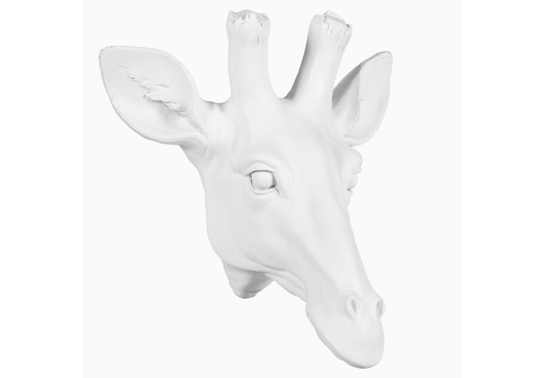 Арт-декор «Веселый жираф»Фигуры<br>Белые рельефы предназначены любителям английского и романского стилей, классицизма, модерна и неоклассики. Элементы экзотики уместны в любом доме, приветствующем индивидуальность и стиль.<br>Расположив фигурку в прихожей, используйте жирафа в качестве вешалки для головных уборов и шарфов, - традиционный, но уютный и забавный приём.<br>Любую цветовую гамму помещения советуем разбавить белым цветом: атмосфера становится мягче, легче и свежее.&amp;amp;nbsp;&amp;lt;div&amp;gt;&amp;lt;br&amp;gt;&amp;lt;/div&amp;gt;&amp;lt;iframe width=&amp;quot;530&amp;quot; height=&amp;quot;315&amp;quot; src=&amp;quot;https://www.youtube.com/embed/OY31OfjUok8&amp;quot; frameborder=&amp;quot;0&amp;quot; allowfullscreen=&amp;quot;&amp;quot;&amp;gt;&amp;lt;/iframe&amp;gt;<br><br>Material: Полистоун<br>Width см: 28,5<br>Depth см: 15<br>Height см: 29