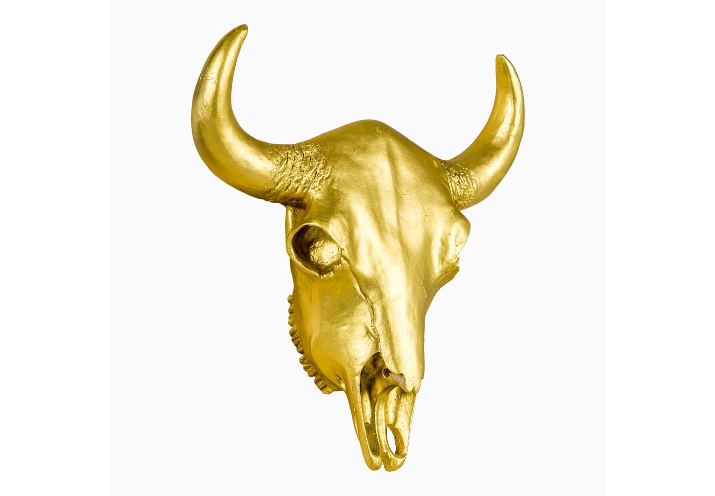 Арт-декор «Трофей буйвола»