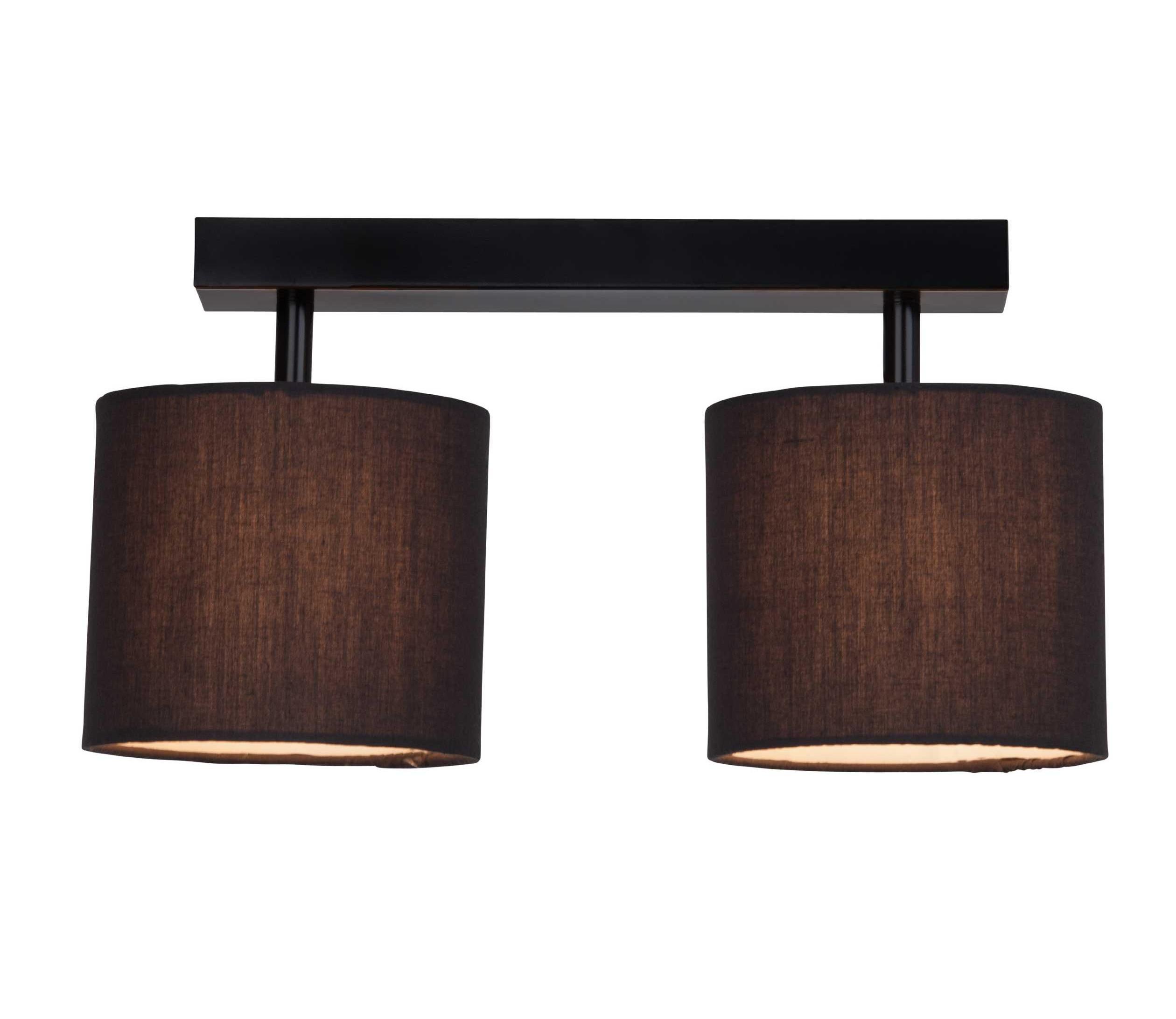 Светильник потолочный SandraПотолочные светильники<br>Материал плафона: текстиль&amp;lt;div&amp;gt;&amp;lt;div&amp;gt;Вид цоколя:G9&amp;lt;/div&amp;gt;&amp;lt;div&amp;gt;Мощность лампы: 40W&amp;lt;/div&amp;gt;&amp;lt;div&amp;gt;Количество ламп: 2&amp;lt;/div&amp;gt;&amp;lt;div&amp;gt;Наличие ламп: да&amp;lt;/div&amp;gt;&amp;lt;/div&amp;gt;&amp;lt;div&amp;gt;&amp;lt;br&amp;gt;&amp;lt;/div&amp;gt;<br><br>Material: Металл<br>Width см: 34,5<br>Depth см: 13,5<br>Height см: 19