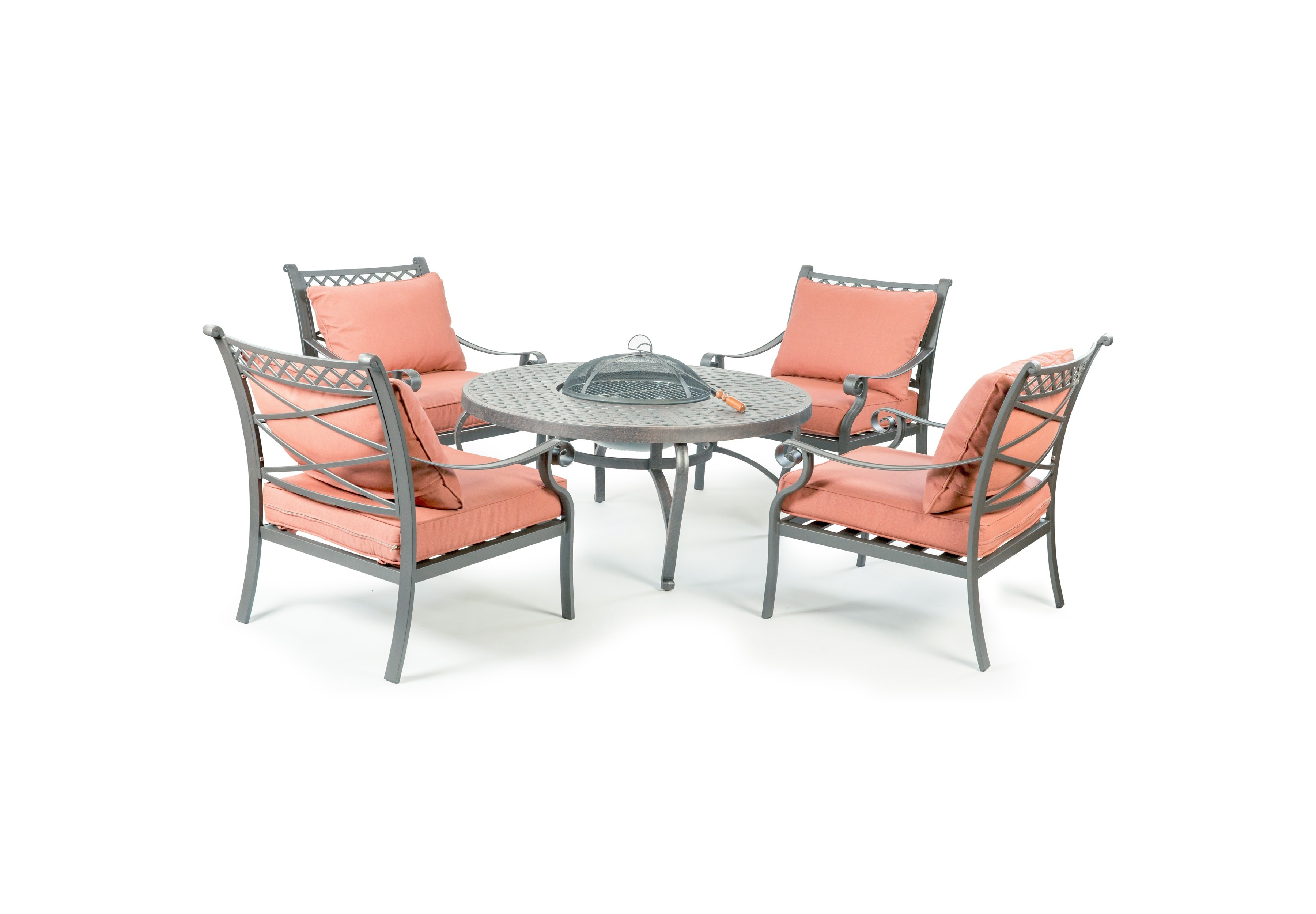 Садовая мебель ФУДЗИКомплекты уличной мебели<br>&amp;lt;div&amp;gt;Литой алюминий является более предпочтительным материалом для садовой мебели, поскольку он не только устойчив к коррозии, но и имеет легкий вес. Такая мебель лучше гармонирует с современными стилями, помимо классики, все чаще встречаются модели оригинального органического и футуристического дизайна. Преимущества мебели - способна выдержать любые капризы природы, можно даже оставить под открытым небом на зиму.&amp;lt;/div&amp;gt;&amp;lt;div&amp;gt;&amp;lt;br&amp;gt;&amp;lt;/div&amp;gt;&amp;lt;div&amp;gt;Размер стола: диаметр 121 см; диаметр чаши 56 см; в&amp;lt;span style=&amp;quot;line-height: 1.78571;&amp;quot;&amp;gt;ысота - 56 см.&amp;lt;/span&amp;gt;&amp;lt;/div&amp;gt;&amp;lt;div&amp;gt;Размер стульев (4 шт): глубина 65 см; ширина 60 см; высота подлокотников 55 см; высота спинки 90 см.&amp;lt;/div&amp;gt;<br><br>Material: Алюминий<br>Height см: 56<br>Diameter см: 121