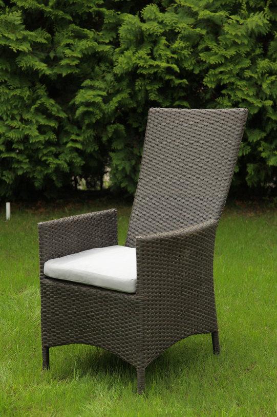 Раскладной стул LAVRASКресла для сада<br>&amp;lt;div&amp;gt;Мебель LAVRAS – это современные материалы, качество изготовления и особый стиль. Вашему вниманию представлен обеденный комплект LAVRAS 205 (стол и 6 кресел). Стильный удобный комплект гармонично впишется практически в любой дизайн Вашей приусадебной зоны отдыха. Необходимо отметить, что спинка у стульев LAVRAS откидная, поэтому можно регулировать положение для достижения максимального комфорта! Весь этот комплект позволит Вам в полной мере насладиться отдыхом на природе!&amp;lt;/div&amp;gt;&amp;lt;div&amp;gt;Вес: кресло 6,4 кг&amp;lt;/div&amp;gt;&amp;lt;div&amp;gt;Цвет: коричневый&amp;lt;/div&amp;gt;&amp;lt;div&amp;gt;Выдерживаемый вес: 150 кг&amp;lt;/div&amp;gt;&amp;lt;div&amp;gt;Материал сидения: металл, искусственный ротанг&amp;lt;/div&amp;gt;&amp;lt;div&amp;gt;Размеры: высота-42 см, 115x62x45 см&amp;lt;/div&amp;gt;&amp;lt;div&amp;gt;Размеры упаковки: 61х62х127 см&amp;lt;/div&amp;gt;&amp;lt;div&amp;gt;Комплектация: в комплект входит подушка на сиденье, цвет светло бежевый, наполнитель полиуретан&amp;lt;/div&amp;gt;<br><br>Material: Ротанг<br>Width см: 62<br>Depth см: 45<br>Height см: 115