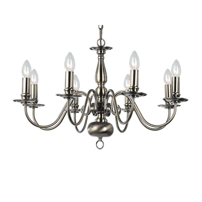 Светильник подвеснойЛюстры подвесные<br>&amp;lt;div&amp;gt;Цоколь: E14&amp;lt;/div&amp;gt;&amp;lt;div&amp;gt;Мощность лампы: 40W&amp;lt;/div&amp;gt;&amp;lt;div&amp;gt;Количество ламп: 8&amp;lt;/div&amp;gt;<br><br>Material: Металл<br>Height см: 40<br>Diameter см: 68