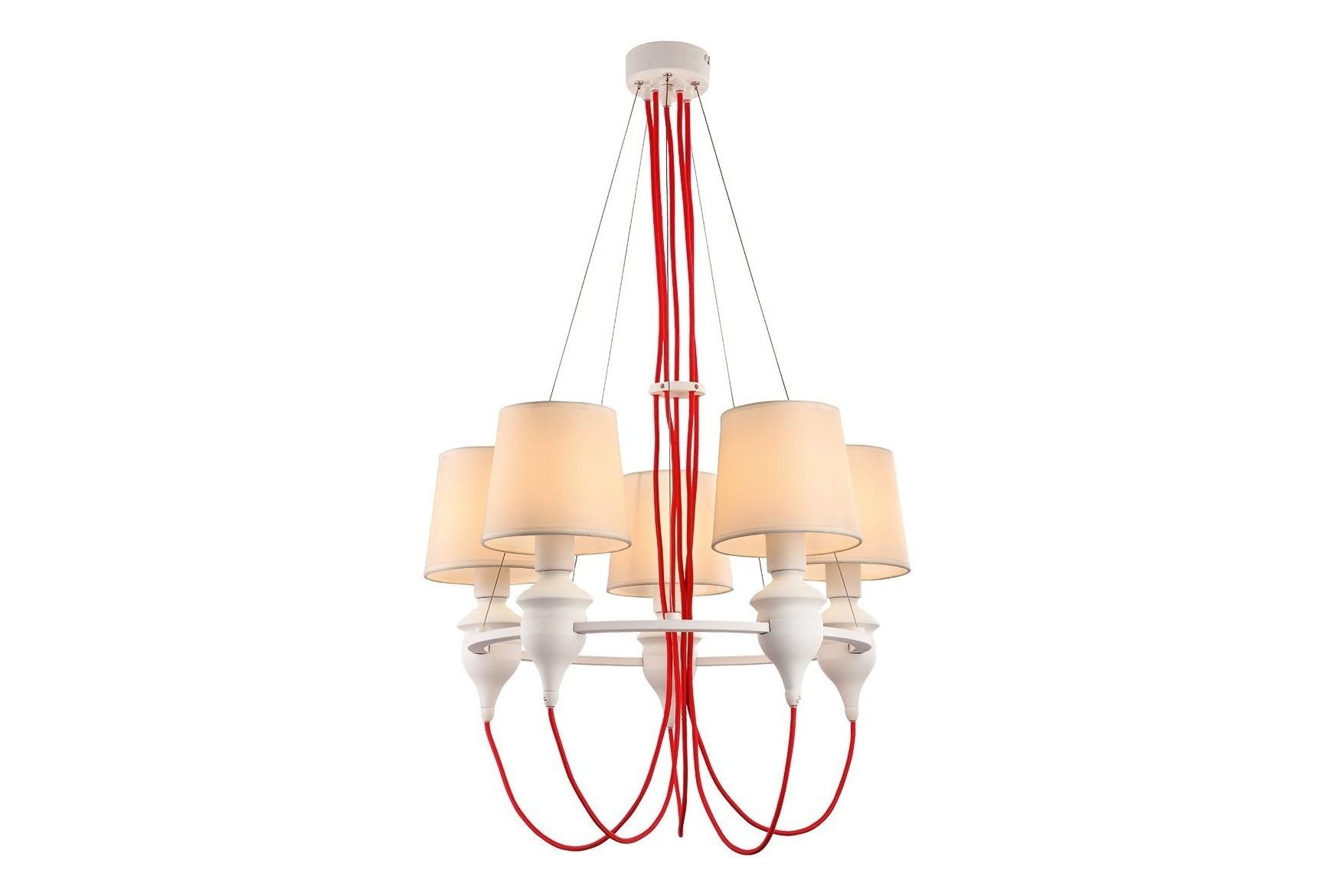 Светильник подвеснойЛюстры подвесные<br>&amp;lt;div&amp;gt;Цоколь: E14&amp;lt;/div&amp;gt;&amp;lt;div&amp;gt;Мощность лампы: 40W&amp;lt;/div&amp;gt;&amp;lt;div&amp;gt;Количество ламп: 5&amp;lt;/div&amp;gt;<br><br>Material: Металл<br>Высота см: 90