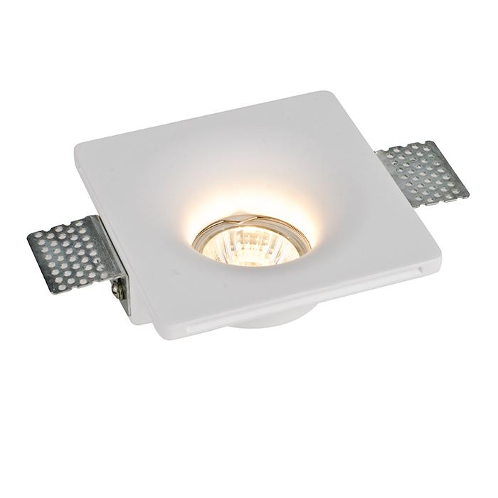 Светильник потолочныйТочечный свет<br>&amp;lt;div&amp;gt;Цоколь: GU10&amp;lt;/div&amp;gt;&amp;lt;div&amp;gt;Мощность лампы: 35W&amp;lt;/div&amp;gt;&amp;lt;div&amp;gt;Количество ламп: 1&amp;lt;/div&amp;gt;<br><br>Material: Гипс<br>Height см: 4,5<br>Diameter см: 12