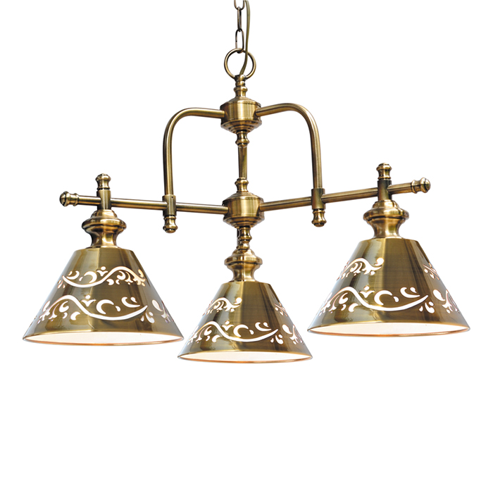 Подвесная люстраЛюстры подвесные<br>&amp;lt;div&amp;gt;Цоколь: E14&amp;lt;/div&amp;gt;&amp;lt;div&amp;gt;Мощность лампы: 40W&amp;lt;/div&amp;gt;&amp;lt;div&amp;gt;Количество ламп: 3&amp;lt;/div&amp;gt;<br><br>Material: Металл<br>Высота см: 41