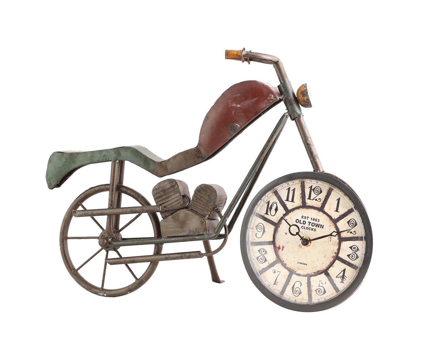 Часы настольныеНастольные часы<br>Кварцевый механизм, работают от батарейки типа АА<br><br>Material: Металл<br>Width см: 50<br>Depth см: 6<br>Height см: 37