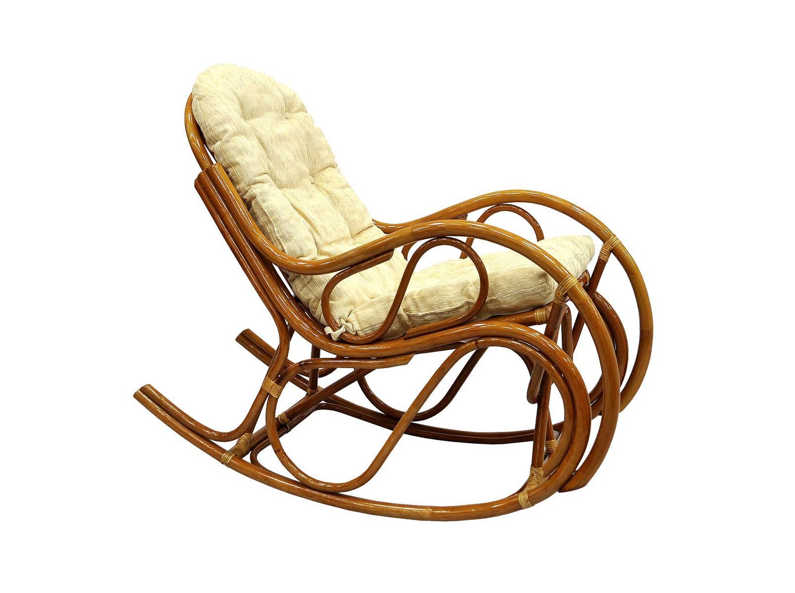 Кресло-качалкаКресла-качалки<br>Классическое кресло-качалка из ротанга подарит Вам минуты спокойствия и блаженства.&amp;amp;nbsp;&amp;lt;div&amp;gt;&amp;lt;br&amp;gt;&amp;lt;/div&amp;gt;&amp;lt;div&amp;gt;Материал каркаса: натуральный ротанг&amp;lt;/div&amp;gt;&amp;lt;div&amp;gt;Цвет: коньячный&amp;lt;/div&amp;gt;&amp;lt;div&amp;gt;Материал подушки: шенилл&amp;lt;/div&amp;gt;&amp;lt;div&amp;gt;Вес, кг:  16&amp;lt;/div&amp;gt;&amp;lt;div&amp;gt;Выдерживаемая нагрузка, кг:  120&amp;lt;/div&amp;gt;<br><br>Material: Ротанг<br>Width см: 56<br>Depth см: 117<br>Height см: 93