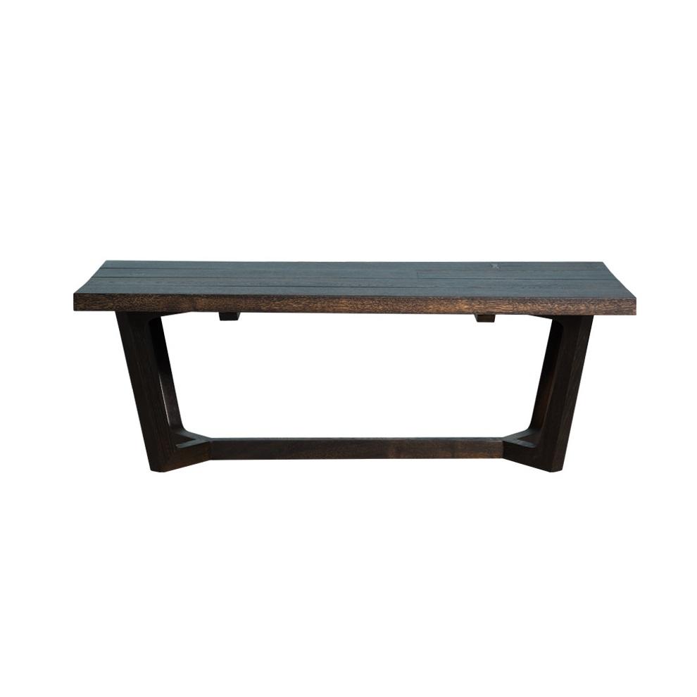 Стол Jada Coffe TableЖурнальные столики<br><br><br>Material: Дерево<br>Width см: 120<br>Depth см: 40<br>Height см: 60