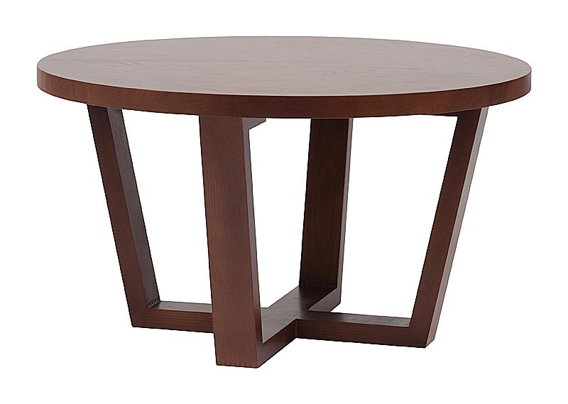 Кофейный столик XilosКофейные столики<br>Элегантный кофейный столик Xilos круглой формы из натурального дерева от итальянского производителя Maxalto. Модель выполнена в современном стиле. Основание и круглая столешница из массива дерева дуба покрыты шпоном грецкого ореха.<br><br>Material: Дерево<br>Height см: 40<br>Diameter см: 70