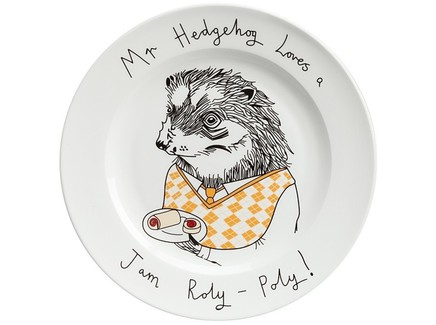 "Тарелка ""Mr Hedgehog"""