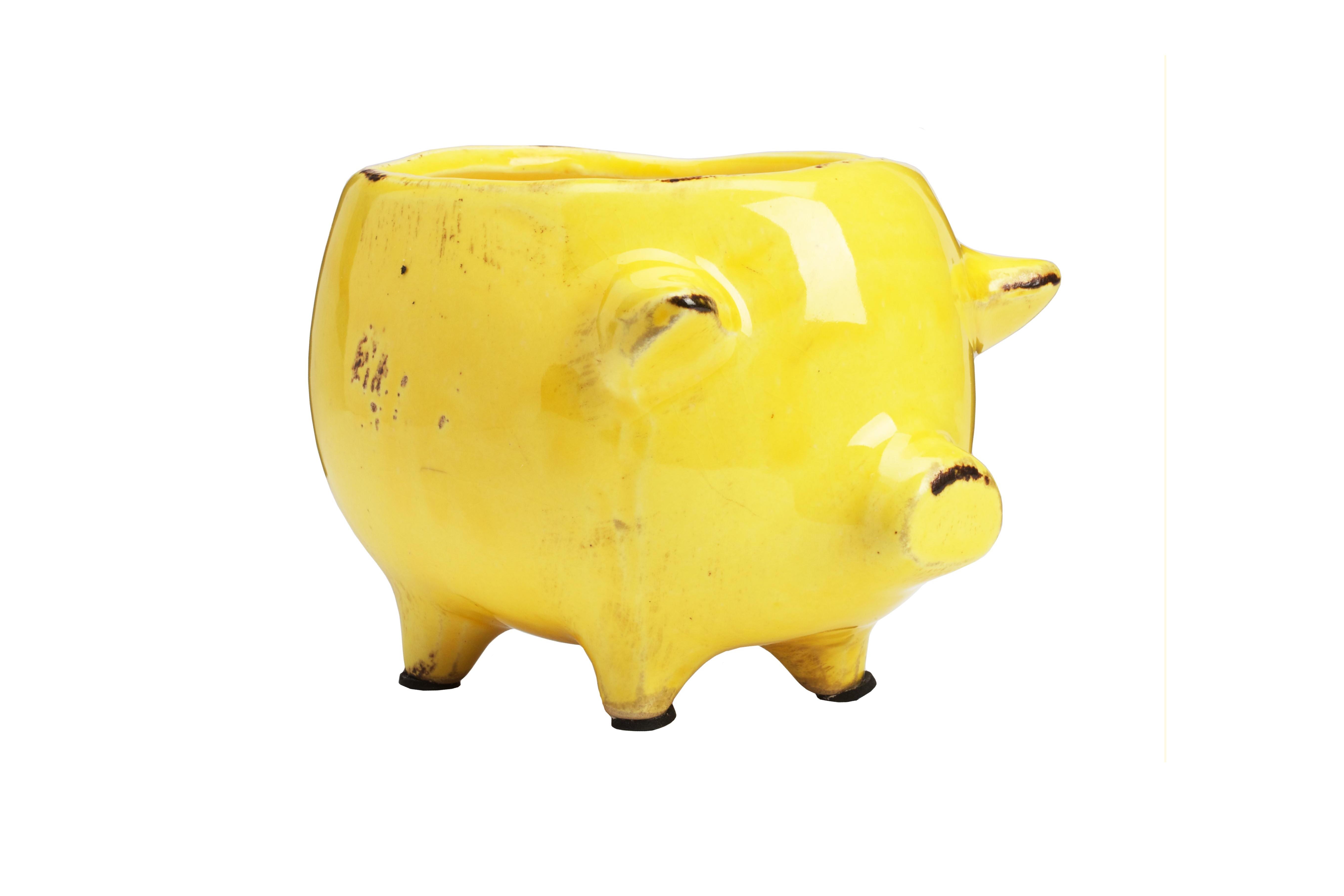 """DG Цветочный горшок """"Pig Planter"""""""