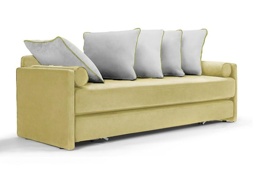 Диван Daybed раскладнойПрямые раскладные диваны<br>Два цвета в обивке этого дивана — тот контраст, который<br>он принесет в вашу гостиную или спальню. Строгость прямых линий и минимализм в оформлении контрастируют с мягкими подушками, которые к тому же являются двухсторонними.&amp;amp;nbsp;А вот название — Daybed — отсылает к функционалу, ведь это редкий вариант дивана,&amp;amp;nbsp;который может служить спальным местом без раскладывания. Впрочем, раскладываться он тоже умеет, и в этом случае места хватит уже на двоих. В эклектичных&amp;amp;nbsp;и лофтовых интерьерах Daybed будет смотреться лучше всего.&amp;lt;o:p&amp;gt;&amp;lt;/o:p&amp;gt;&amp;lt;p&amp;gt;&amp;lt;/p&amp;gt;&amp;lt;div&amp;gt;&amp;lt;br&amp;gt;&amp;lt;/div&amp;gt;&amp;lt;b&amp;gt;Высота сидения:&amp;lt;/b&amp;gt; 46 см, в разложенном состоянии 160 см&amp;amp;nbsp;&amp;lt;div&amp;gt;&amp;lt;b&amp;gt;Обивка:&amp;lt;/b&amp;gt; микрофибра 80%полиэстер, 20% нейлон&amp;amp;nbsp;&amp;lt;/div&amp;gt;&amp;lt;div&amp;gt;св 50 тысяч циклов&amp;lt;/div&amp;gt;&amp;lt;div&amp;gt;&amp;lt;b style=&amp;quot;line-height: 1.78571;&amp;quot;&amp;gt;The Furnish&amp;amp;nbsp;&amp;lt;/b&amp;gt;&amp;lt;span style=&amp;quot;line-height: 1.78571;&amp;quot;&amp;gt;предоставляет покупателю гарантию качества на 12 календарных месяцев со дня получения.&amp;lt;/span&amp;gt;&amp;lt;/div&amp;gt;<br><br>Material: Текстиль<br>Width см: 207<br>Depth см: 85<br>Height см: 75