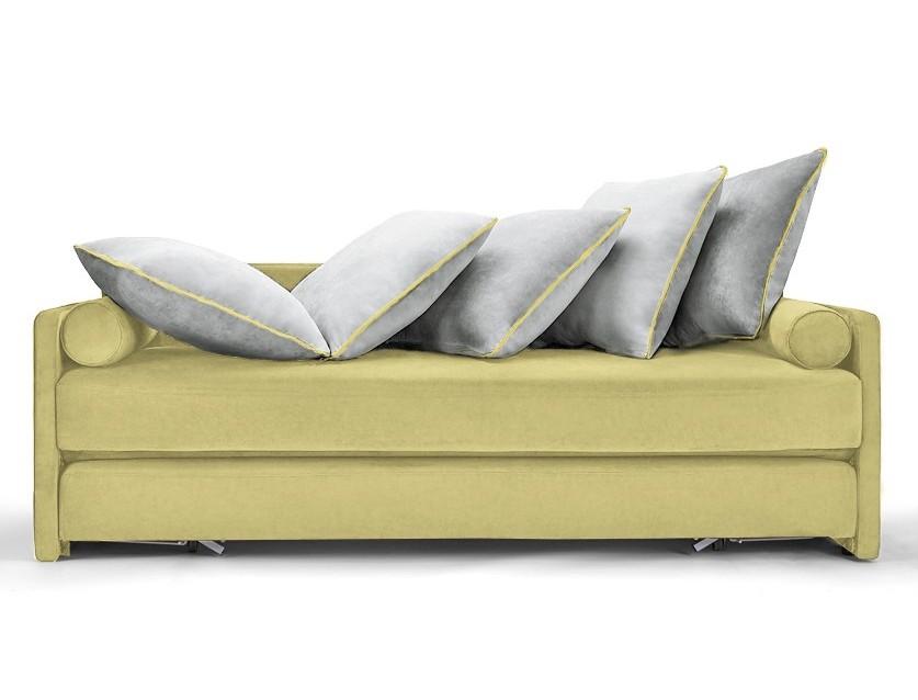 Myfurnish диван-кровать daybed желтый  40659/5