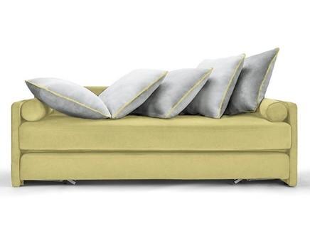 Диван-кровать daybed (myfurnish) желтый 207x75x85 см.