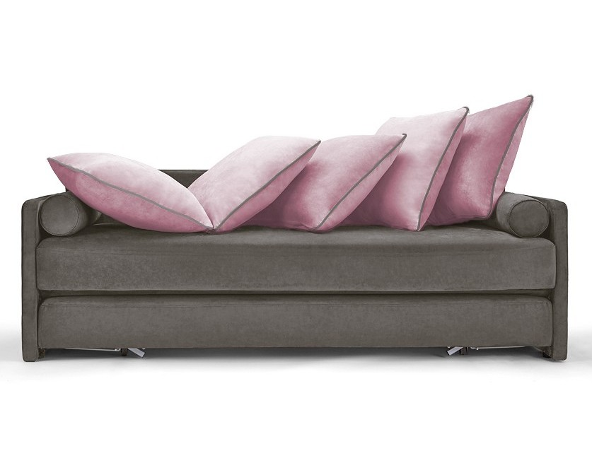 Myfurnish диван-кровать daybed серый  40660/1
