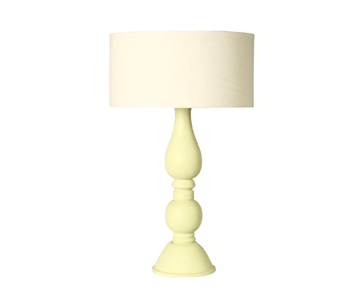 НАСТОЛЬНАЯ ЛАМПАНастольные светильники<br>Настольная лампа озарит пространство вашей спальни или кабинета не только светом, но и уютом. Благодаря простому, но очень романтичному оформлению в стиле прованс, она привнесет в пространство больше домашней теплоты. Мягкий зеленый цвет изогнутой деревянной ножки будет смотреться очень свежо в интерьере.&amp;lt;div&amp;gt;&amp;lt;br&amp;gt;&amp;lt;/div&amp;gt;&amp;lt;div&amp;gt;Тамариндовое дерево, ткань&amp;amp;nbsp;&amp;lt;/div&amp;gt;&amp;lt;div&amp;gt;Цоколь: Е14,&amp;amp;nbsp;&amp;lt;/div&amp;gt;&amp;lt;div&amp;gt;Мощность: 40Вт&amp;lt;/div&amp;gt;&amp;lt;div&amp;gt;Количество ламп: 1&amp;lt;/div&amp;gt;<br><br>Material: Текстиль<br>Length см: 40<br>Width см: 40<br>Height см: 80