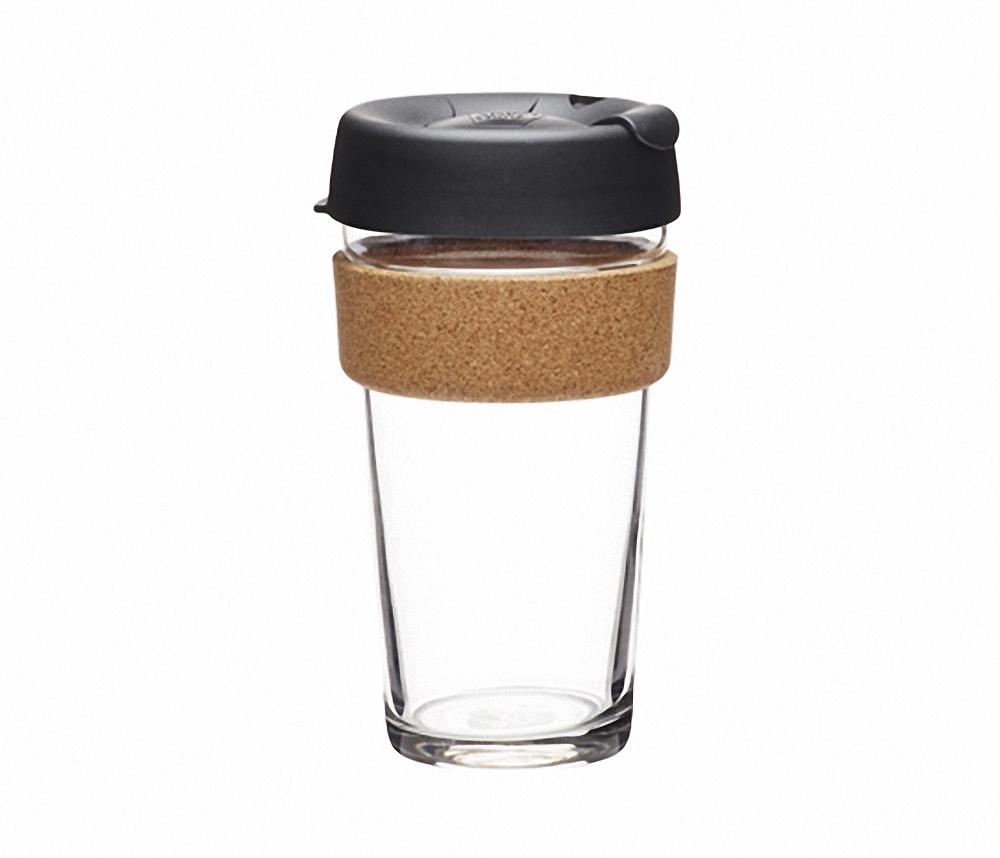 Кружка Keepcup espresso limitedЧайные пары, чашки и кружки<br>Кружка, созданная с мыслями о вас и о планете. Главная идея KeepCup – вдохновить любителей кофе отказаться от использования одноразовых бумажных и пластиковых стаканов, так как их производство и утилизация наносят вред окружающей среде. В год производится и выбрасывается около 500 миллиардов одноразовых стаканчиков, а ведь планета у нас всего одна! <br>Но главный плюс кружки  – привлекательный дизайн, который станет отражением вашего личного стиля. Берите её в кафе или наливайте кофе, чай, сок дома, чтобы взять с собой - пить вкусные напитки на ходу, на работе или на пикнике. Специальная крышка с открывающимся и закрывающимся клапаном спасет от брызг, плотный ободок поможет не обжечься (плюс, удобно держать кружку в руках.<br>Крышка сделана без содержания вредного бисфенола (BPA-free). Корпус - из закаленного стекла, устойчивого к термическому и механическому воздействию.&amp;amp;nbsp;&amp;lt;div&amp;gt;&amp;lt;br&amp;gt;&amp;lt;/div&amp;gt;&amp;lt;div&amp;gt;Объем:&amp;amp;nbsp;454 мл.&amp;lt;br&amp;gt;&amp;lt;/div&amp;gt;<br><br>Material: Стекло<br>Height см: 15,8<br>Diameter см: 8,8