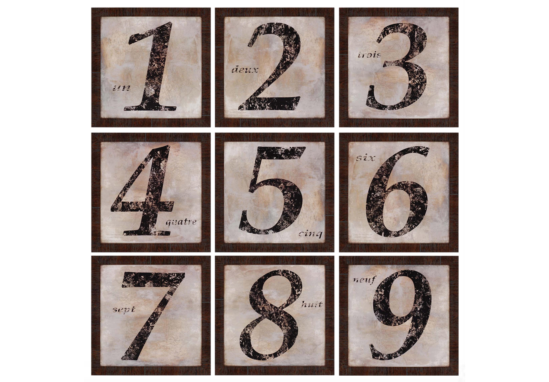 Комплект постеровПостеры<br>Комплект из 9 постеров.<br><br>Material: Бумага<br>Width см: 46<br>Depth см: 3<br>Height см: 46