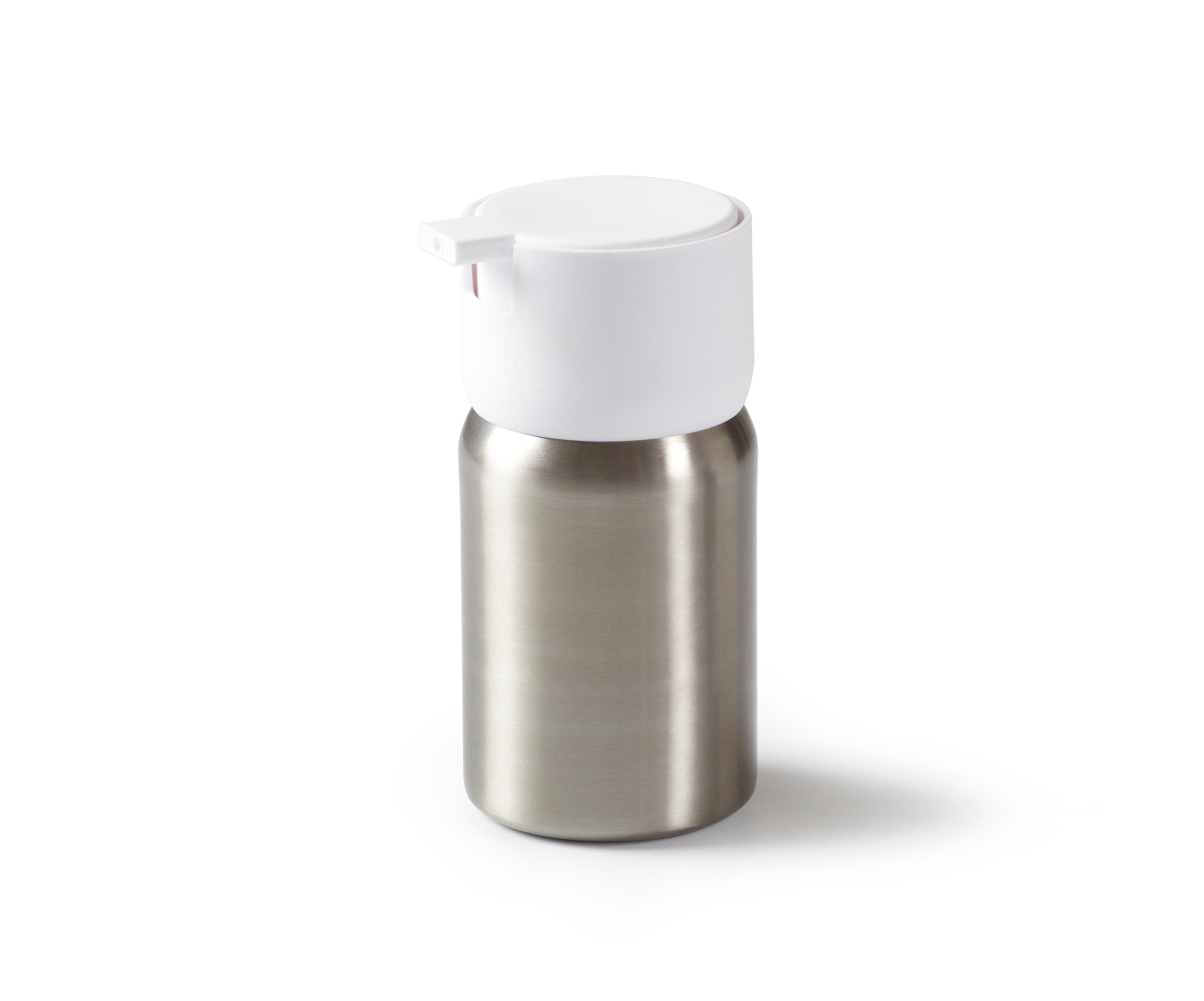 Диспенсер для жидкого мыла EnsaАксессуары для кухни<br>&amp;quot;Мыло душистое, полотенце пушистое&amp;quot; - если мыть руки, то с этим слоганом. Потому что приятно пахнущее мыло, например, ванильное или земляничное, поднимает настроение. А если оно внутри красивого диспенсера, который поможет отмерить нужное количество, это вдвойне приятно. <br>Те, кто покупает жидкое мыло, знают, что очень часто оно продается в некрасивых упаковках или очень больших бутылках, которые совершенно неудобно ставить на раковину. Проблема решена вот с таким лаконичным симпатичным  диспенсером. Теперь вы не забудете вымыть руки перед едой! p.s. Важная подсказка: диспенсер также можно использовать на кухне для моющего средства, получается очень экономно.&amp;lt;div&amp;gt;&amp;lt;br&amp;gt;&amp;lt;/div&amp;gt;&amp;lt;div&amp;gt;Объем - 350 мл.&amp;lt;br&amp;gt;&amp;lt;/div&amp;gt;<br><br>Material: Пластик<br>Width см: None<br>Depth см: None<br>Height см: 15,2<br>Diameter см: 5,7