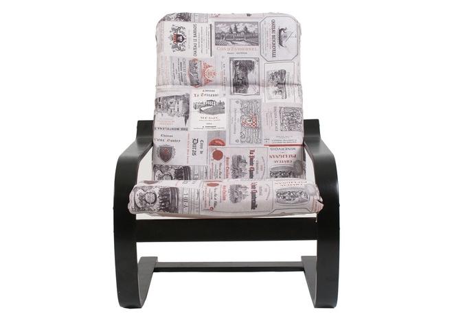 Кресло для отдыха СаймаКресла с высокой спинкой<br>Максимальная нагрузка: 120 кг.<br><br>Material: Текстиль<br>Ширина см: 69<br>Высота см: 102<br>Глубина см: 84
