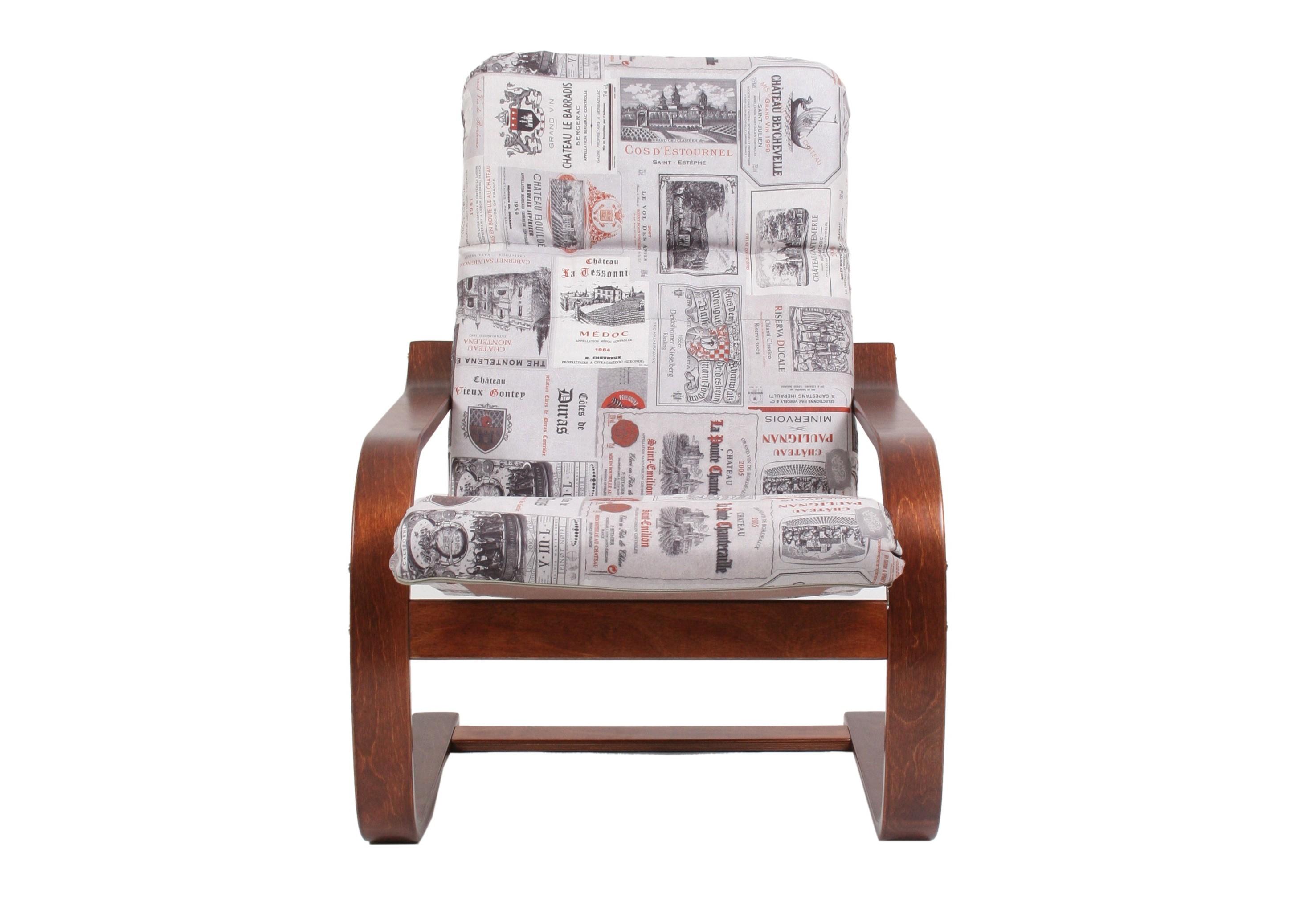 Кресло-качалка СаймаИнтерьерные кресла<br>Максимальная нагрузка: 120 кг.<br><br>Material: Текстиль<br>Width см: 69<br>Depth см: 84<br>Height см: 102