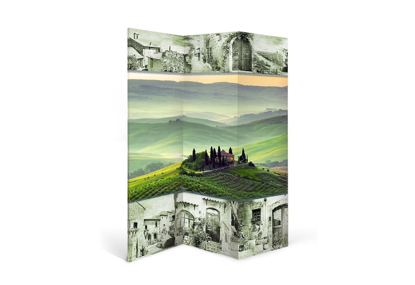 Ширма Italian landscapesШирмы<br>Односторонняя ширма из коллекции Catherine D&amp;quot;argent&amp;lt;div&amp;gt;&amp;lt;br&amp;gt;&amp;lt;/div&amp;gt;&amp;lt;div&amp;gt;Материал: нетканный материал, пигментные краски.&amp;lt;br&amp;gt;&amp;lt;/div&amp;gt;<br><br>Material: Дерево<br>Width см: 150<br>Depth см: 7<br>Height см: 180